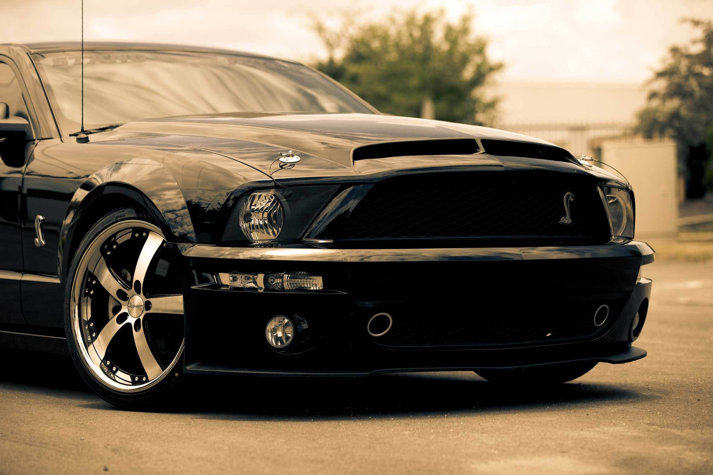 car Muscle Cars Ford Mustang GT Ford Mustang Wallpapers HD