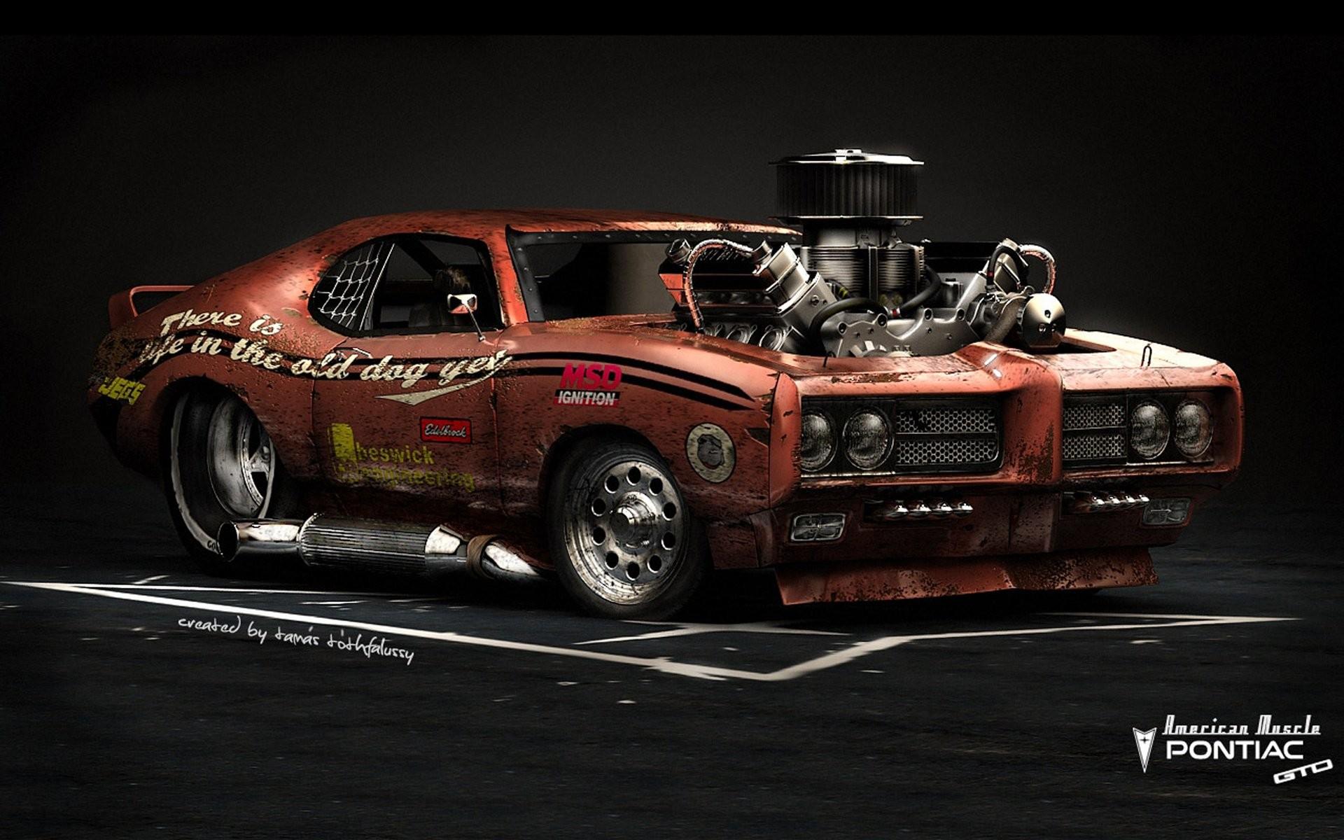 67 Muscle Car Screensavers And Wallpaper