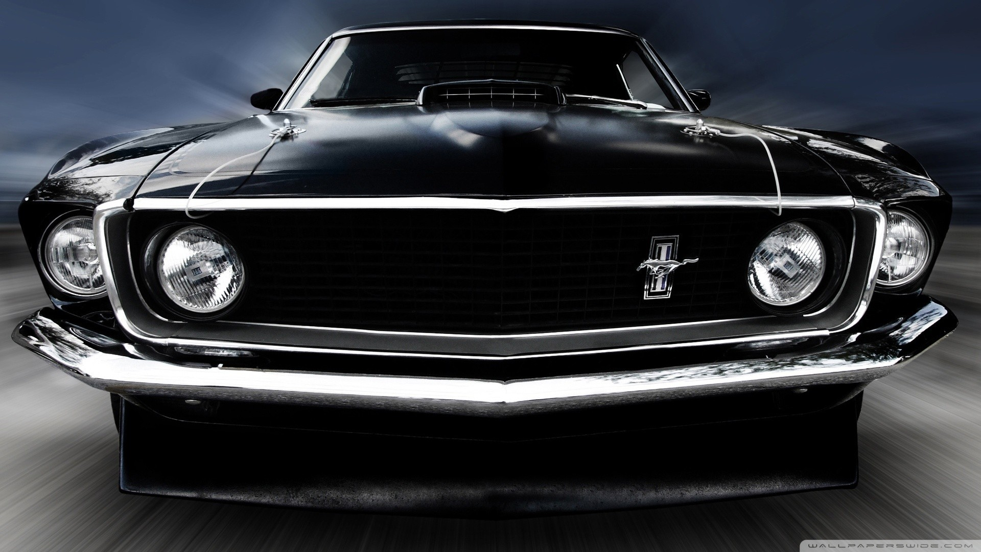 High Resolution American Muscle Car Background Wallpaper Full Size .
