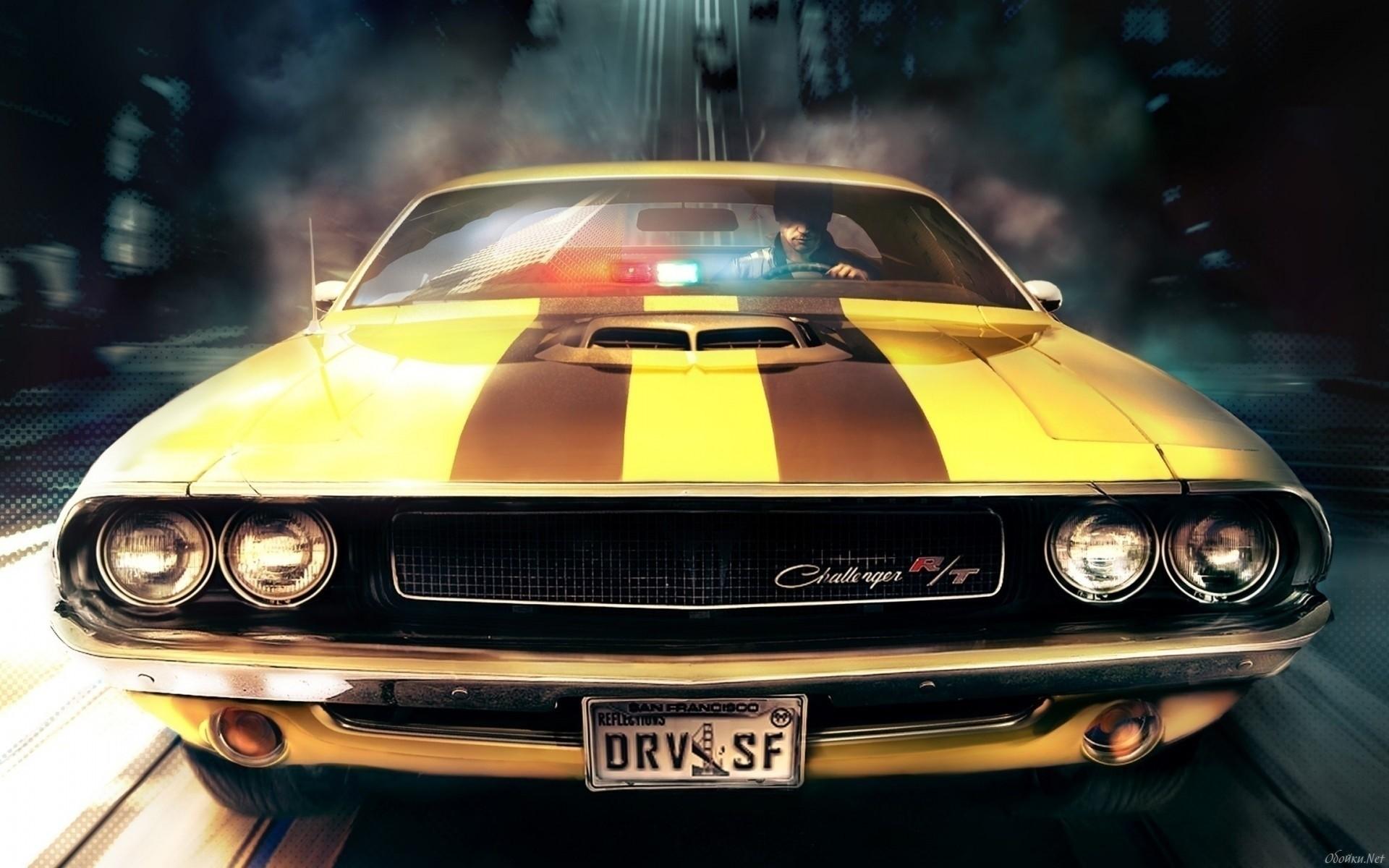 American Muscle Car Wallpapers – Wallpaper Zone