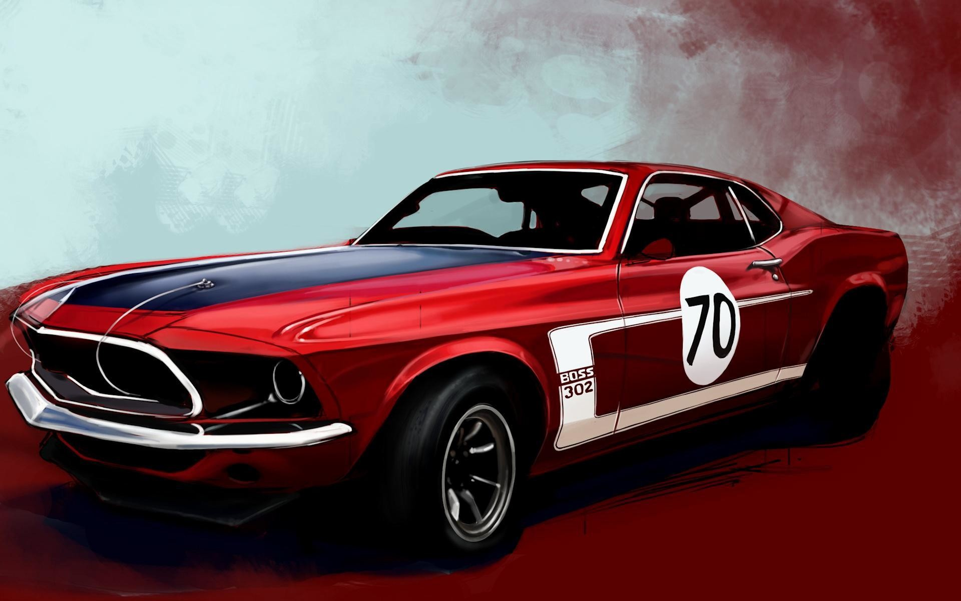 Muscle-Car-Image-Free-Download
