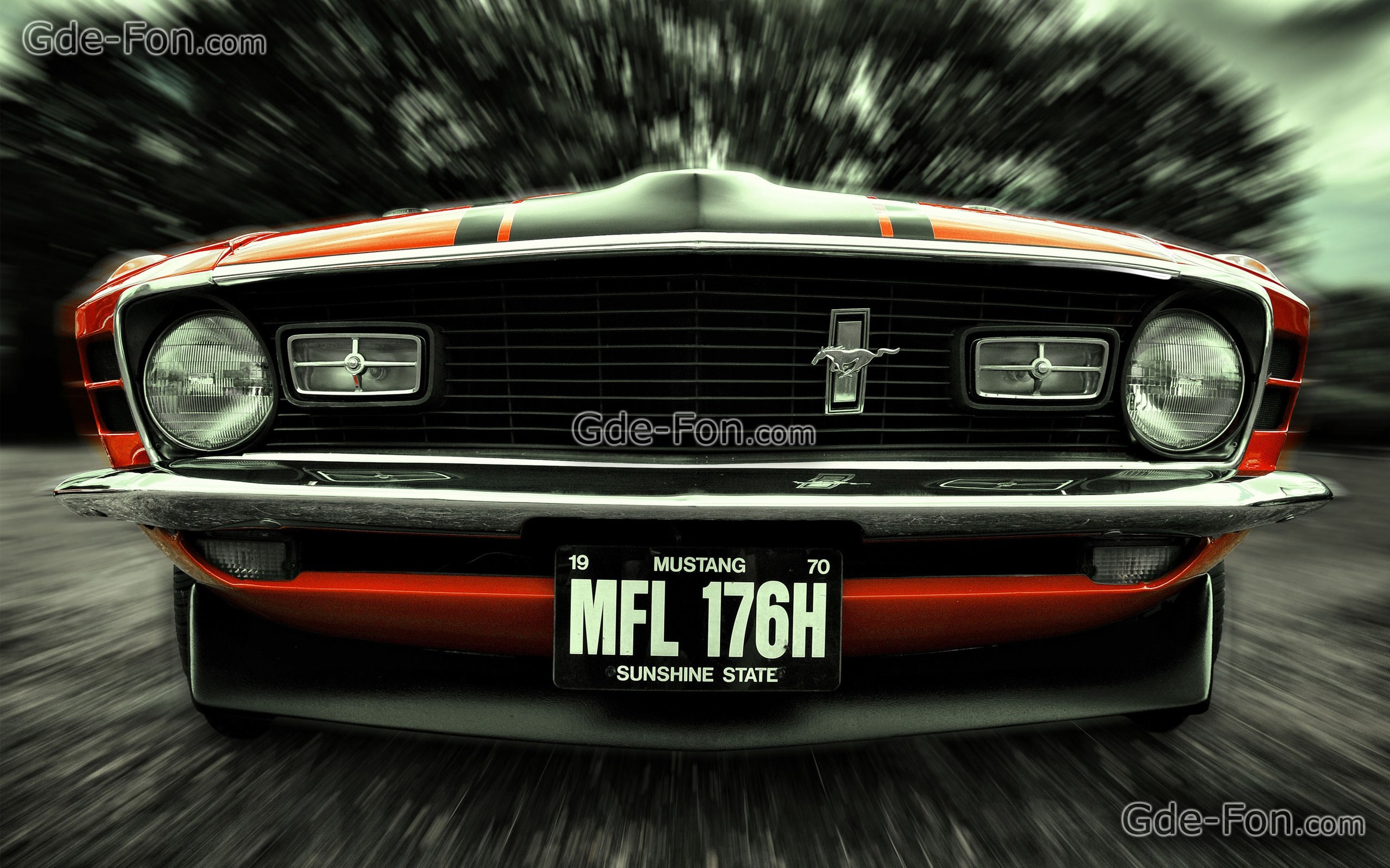Muscle Car Screensavers Wallpaper Hd
