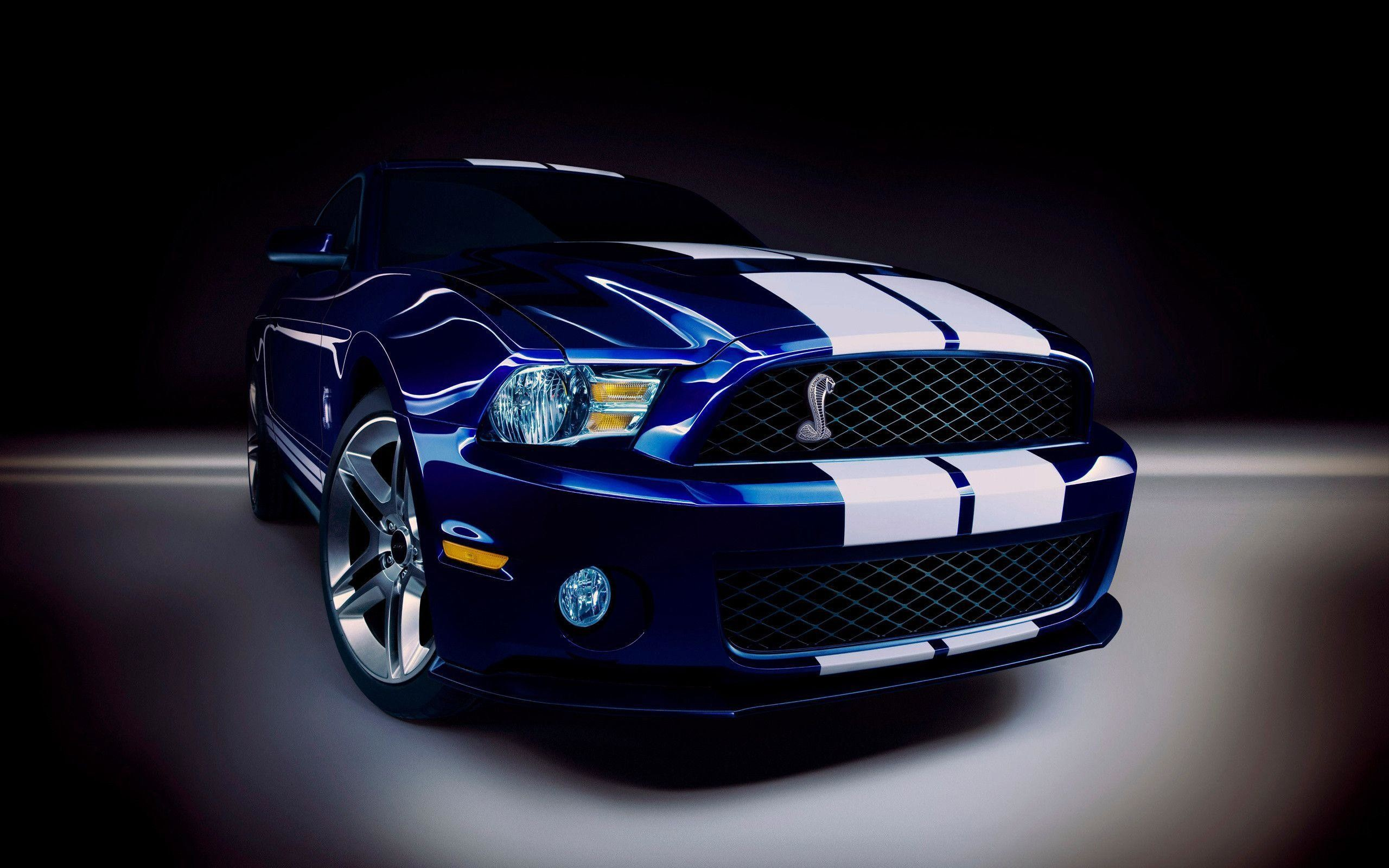 Cool Ford Mustang Muscle Car Wallpapers – imageswall.com