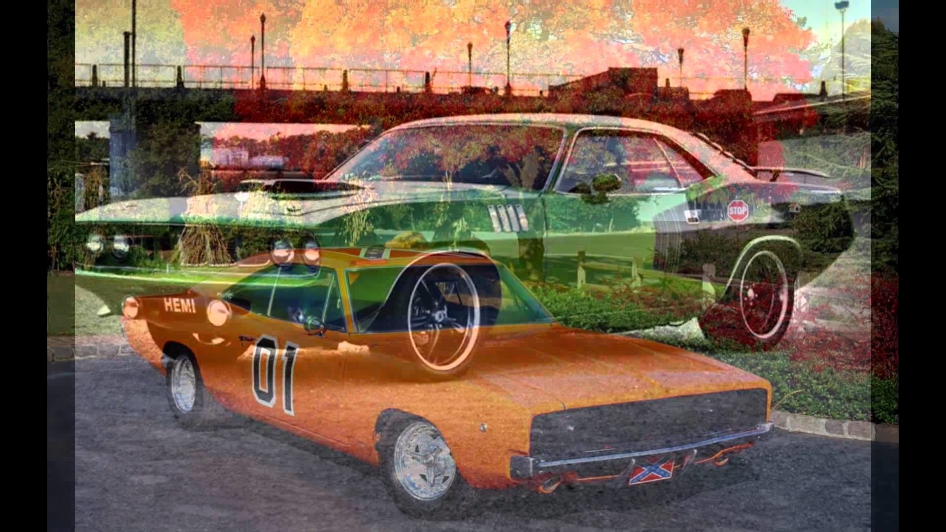 Muscle Cars Wallpapers Video