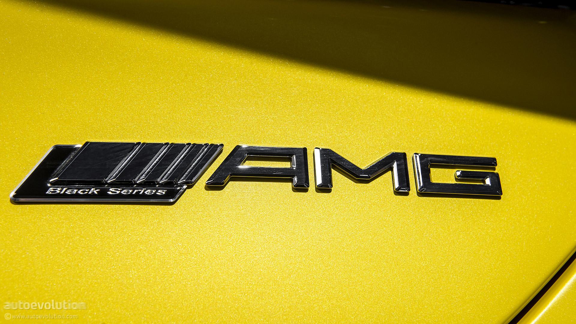 … 2014 Mercedes Benz SLS AMG Black Series …