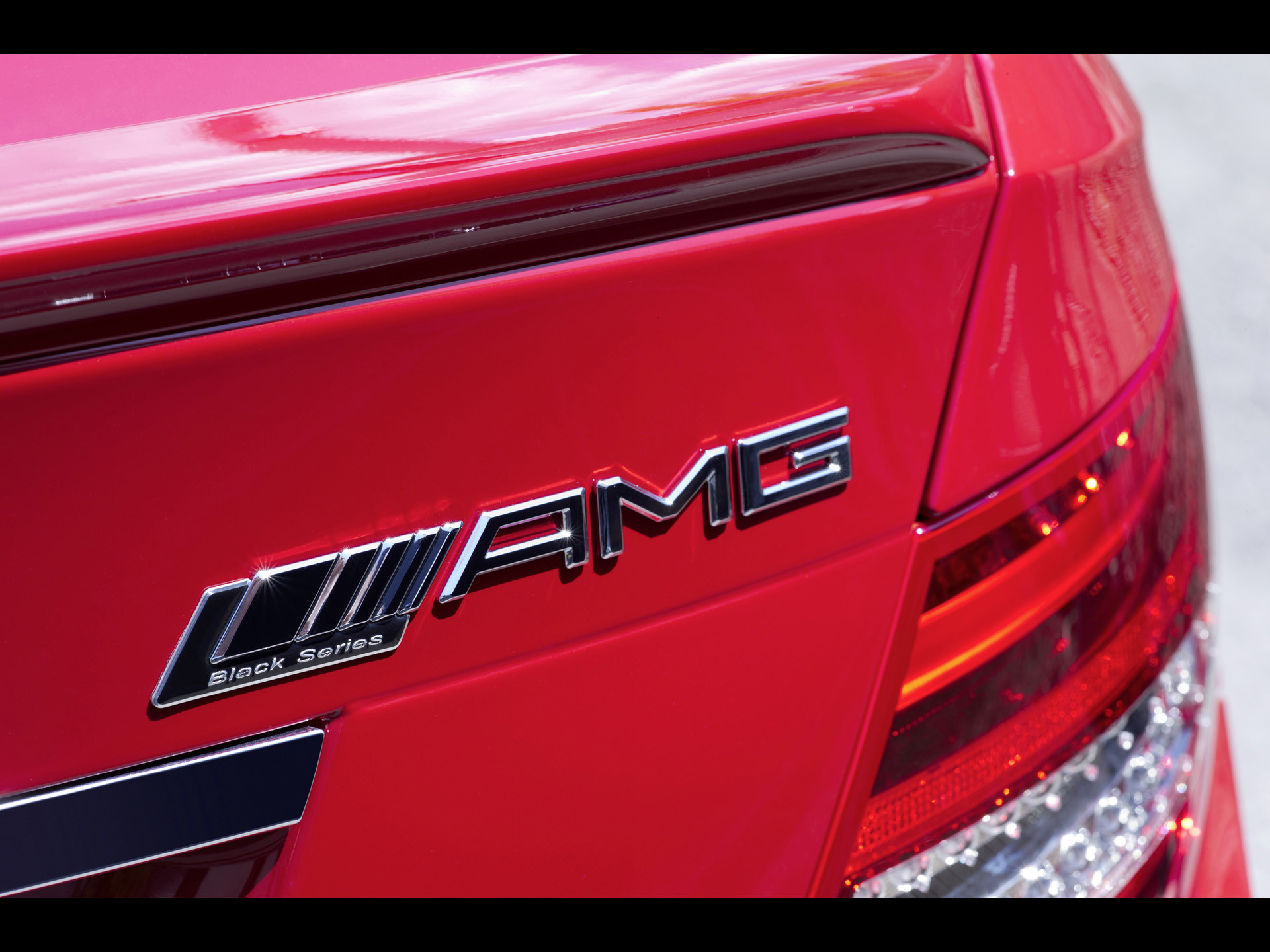 Mercedes C 63 AMG Coupe Black Series wallpapers and stock photos