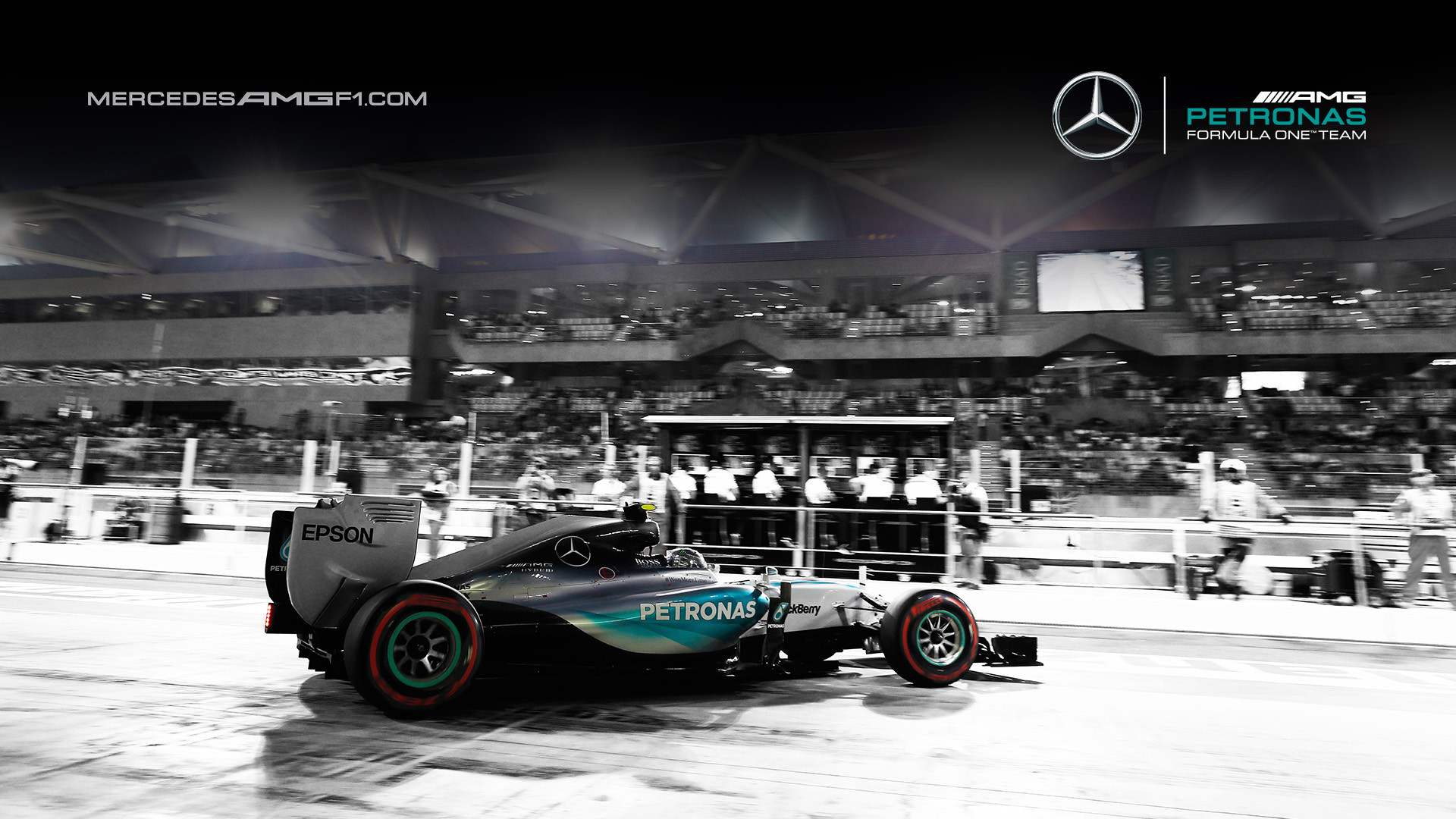 Back to Story: VIDEO: Inside a Mercedes AMG F1 Hybrid Power Unit
