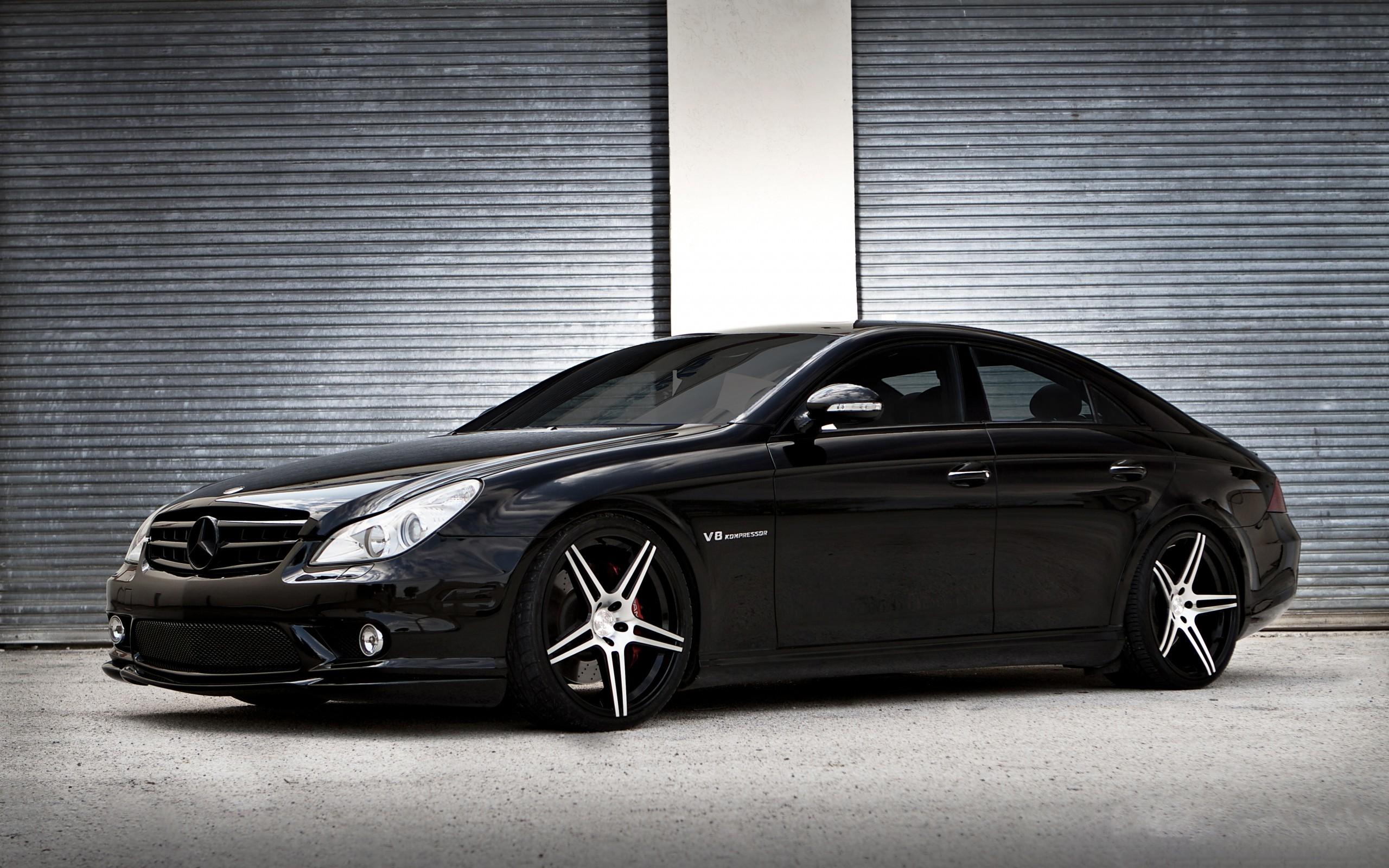 Mercedes Benz CLS55 AMG