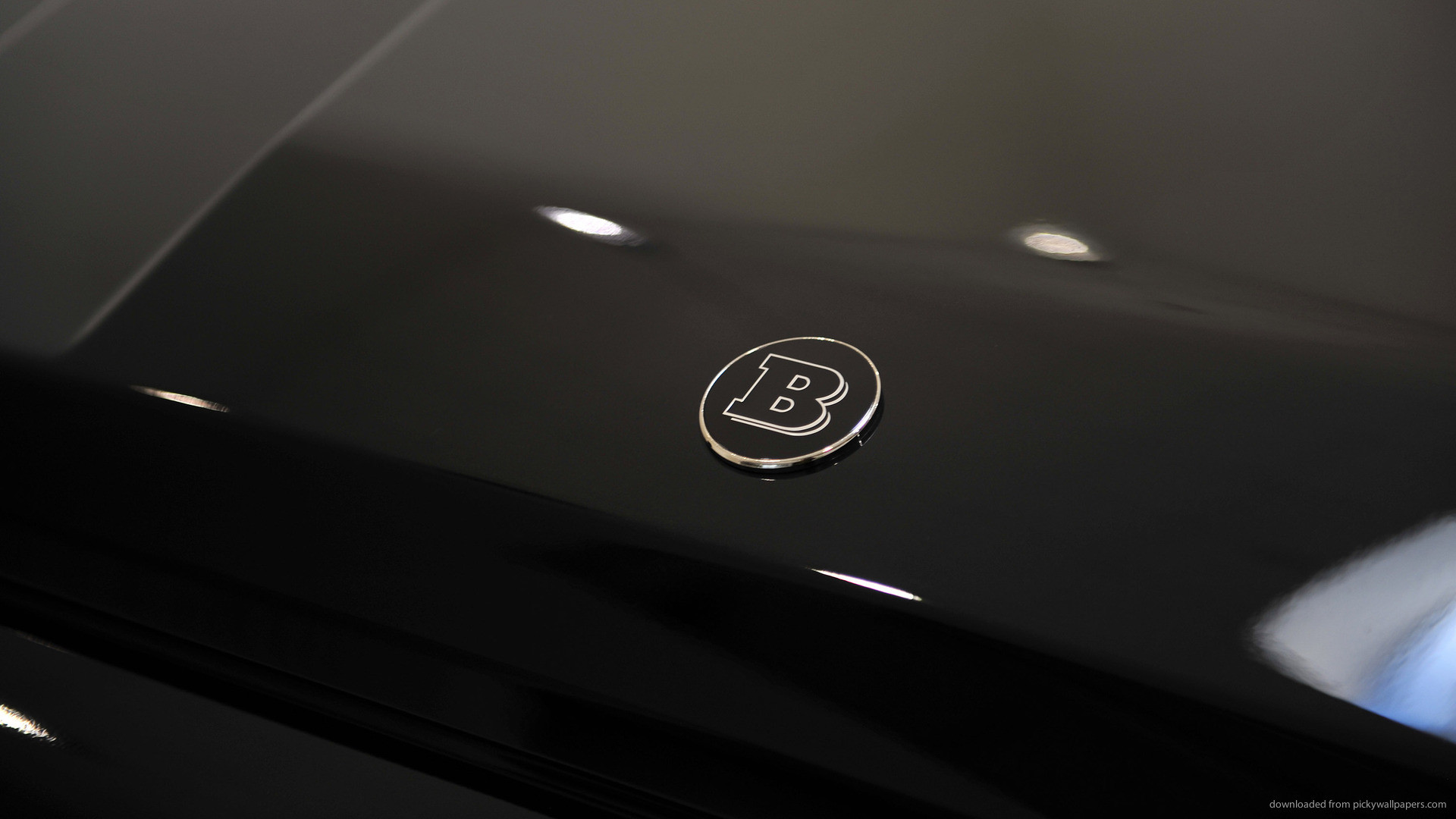 Brabus Mercedes G 63 AMG Brabus Logo picture