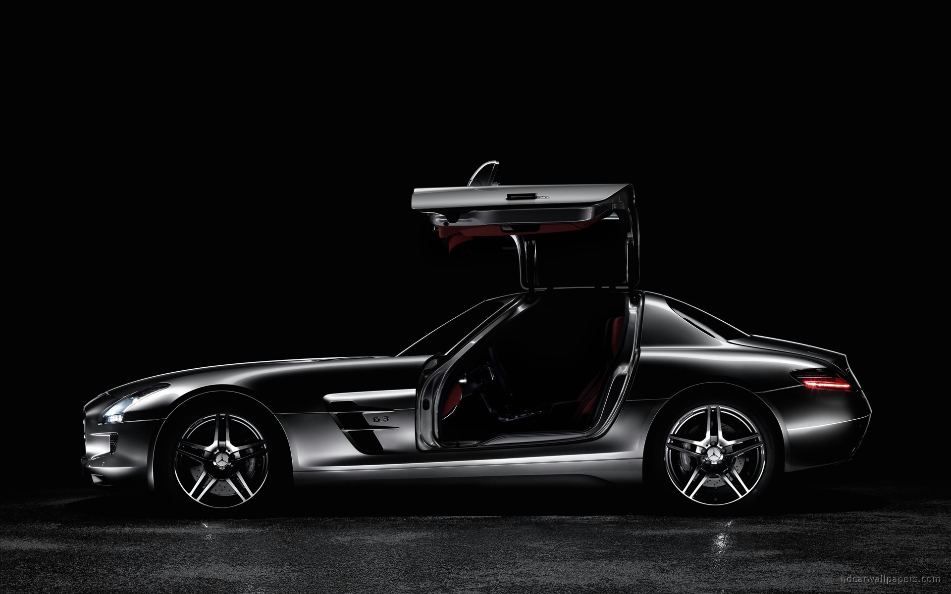 2011 Mercedes Benz SLS AMG 5 wallpapers (77 Wallpapers)