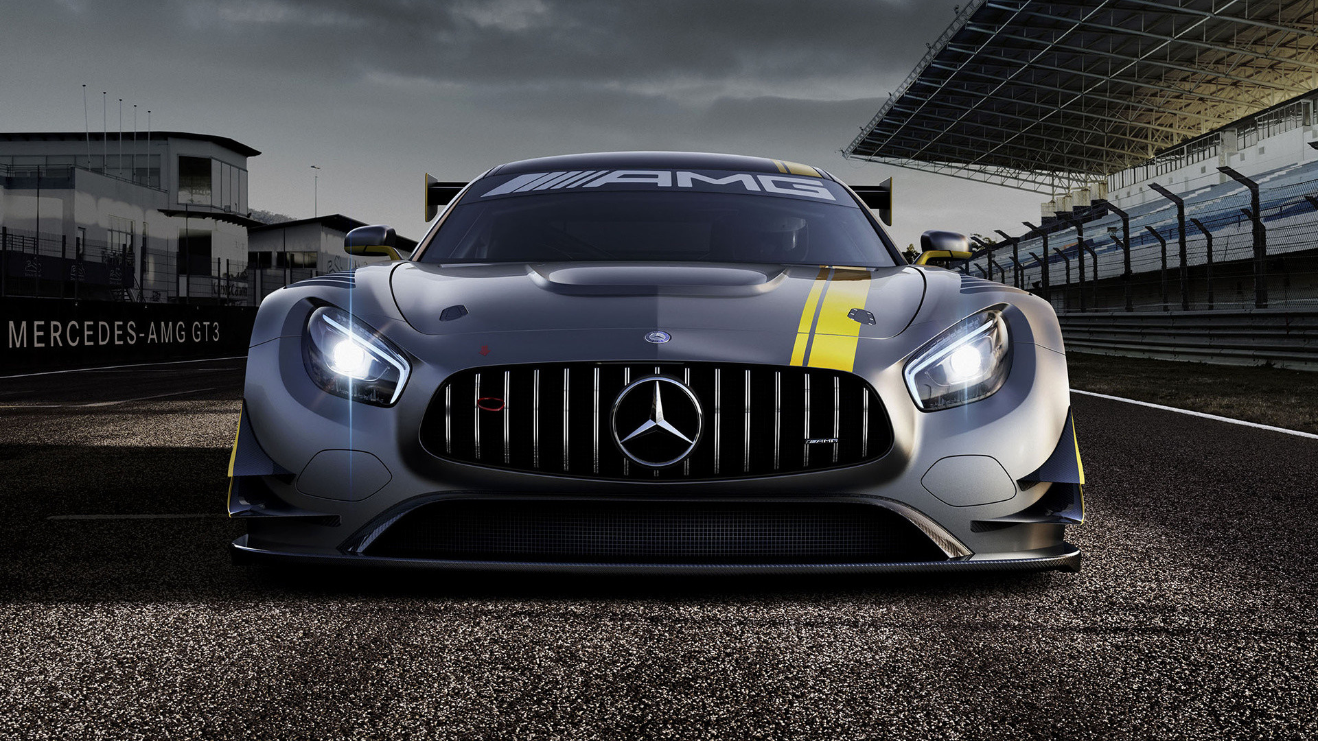 Mercedes-AMG GT3 (2015) Wallpapers and HD Images