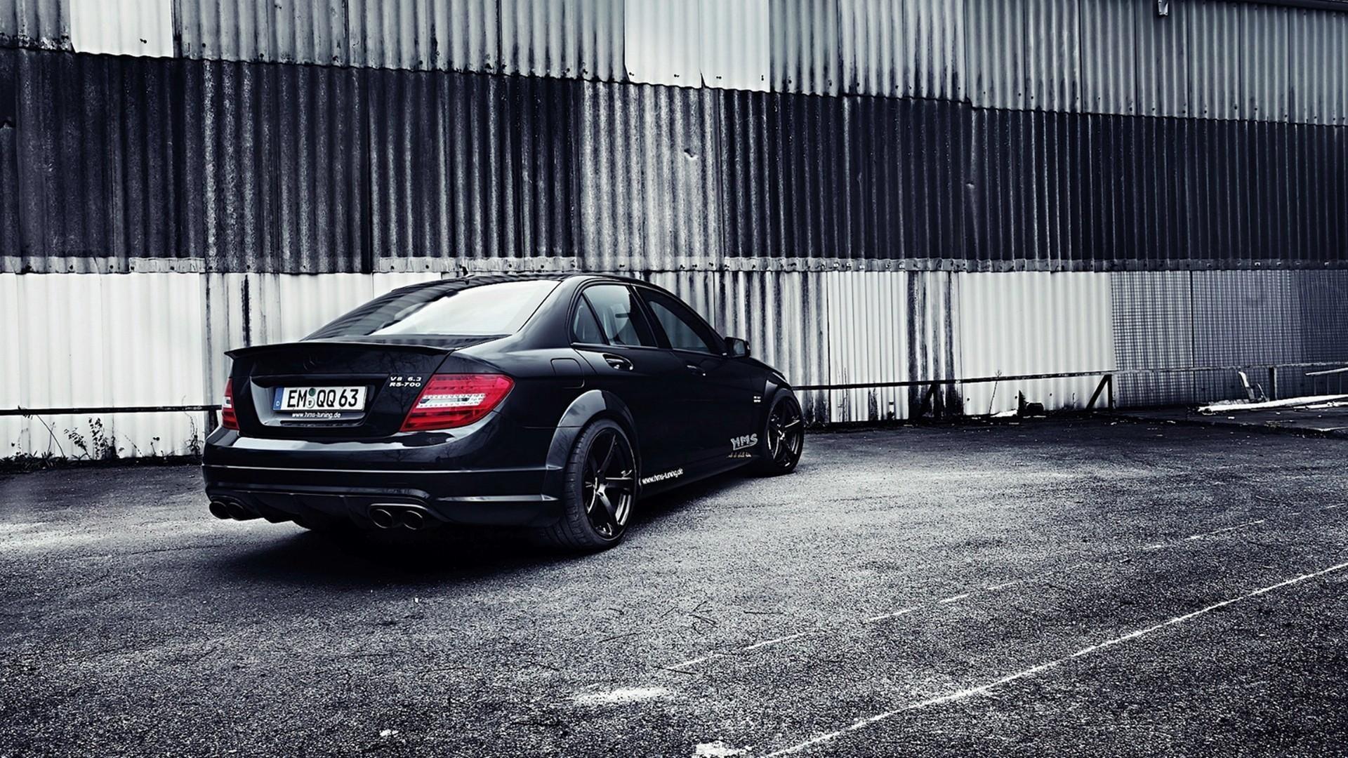 Mercedes benz c63 mercedes-benz black series amg wallpaper