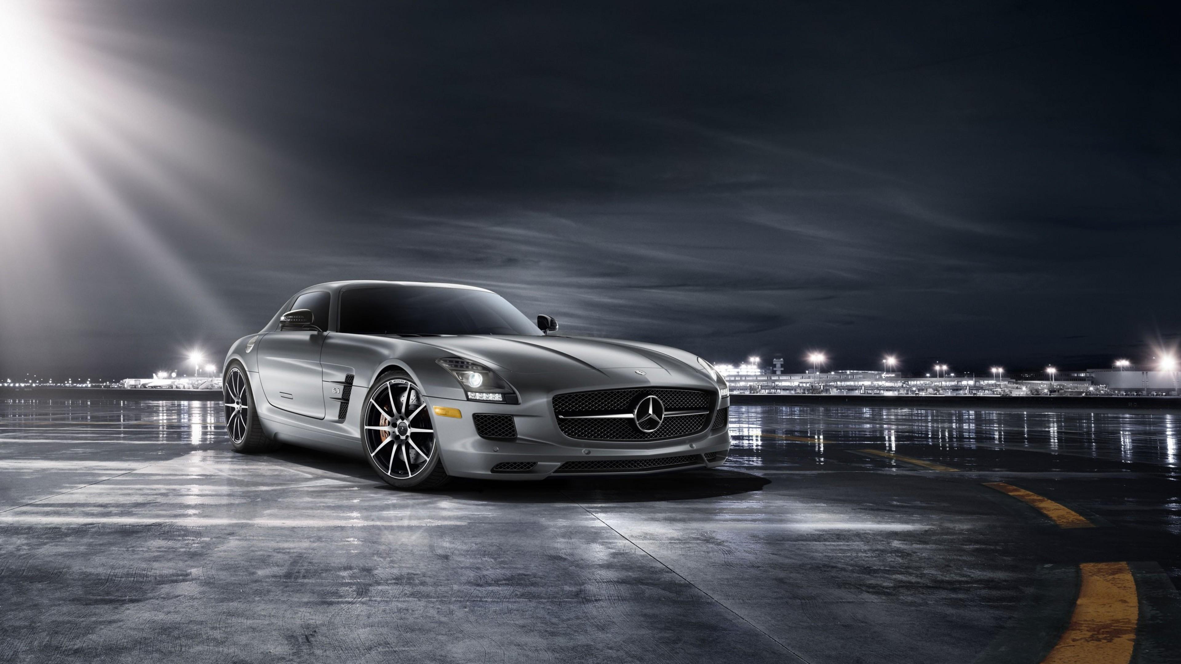 Mercedes-Benz SLS AMG Wallpaper …