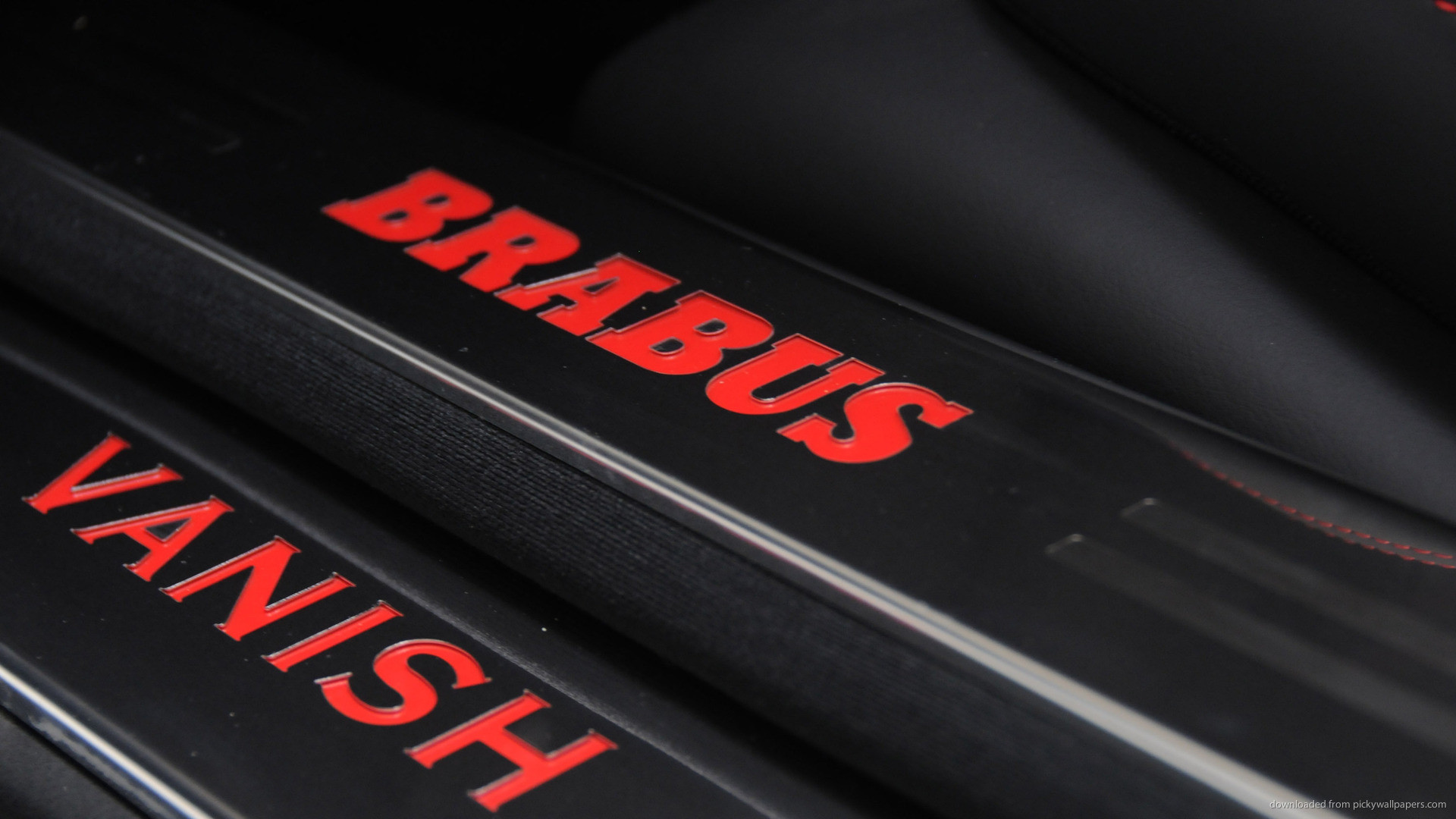 Brabus T65 RS Mercedes-Benz SL 65 AMG Black Series Badge picture