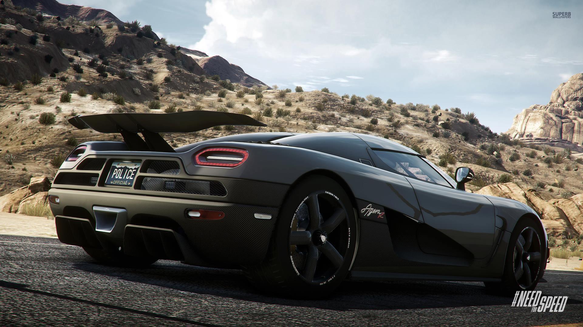 Koenigsegg Agera R Need For Speed