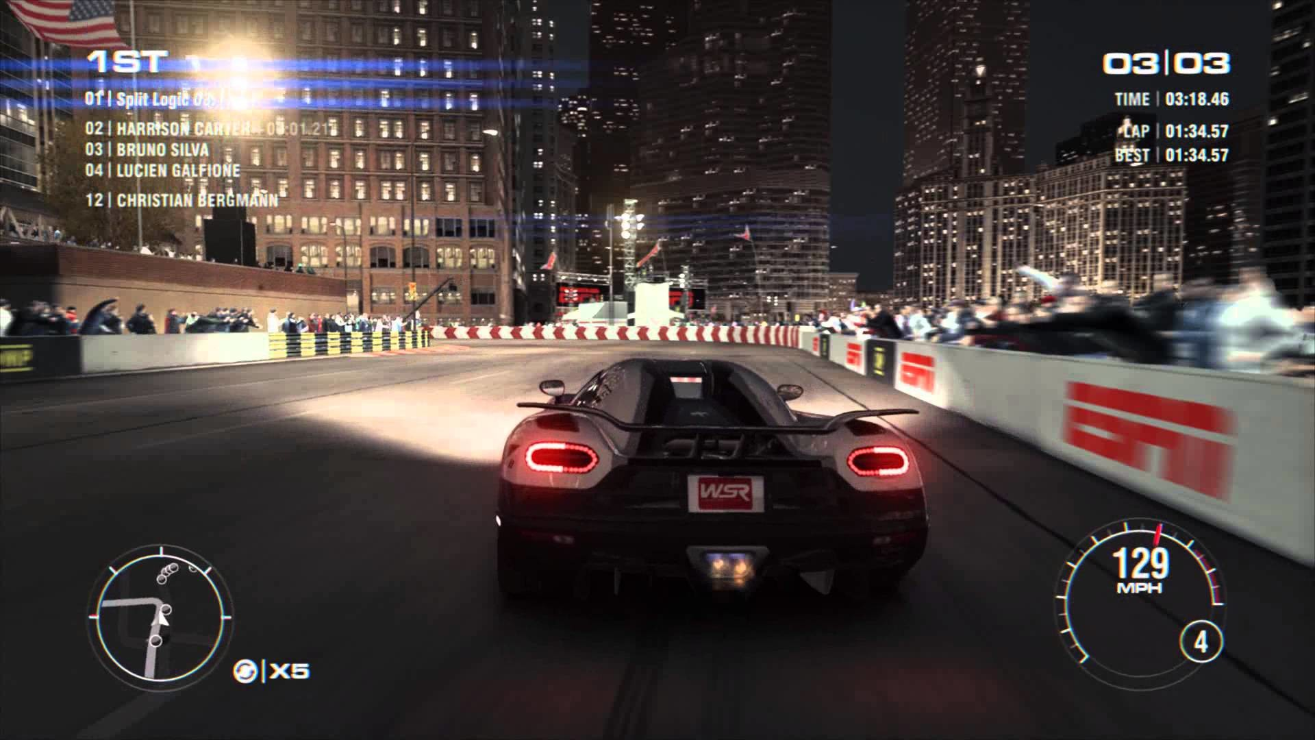 GRID 2 (PC) – WSR Season 5 Finale Round 5/5 – Koenigsegg Agera R Gameplay –  YouTube