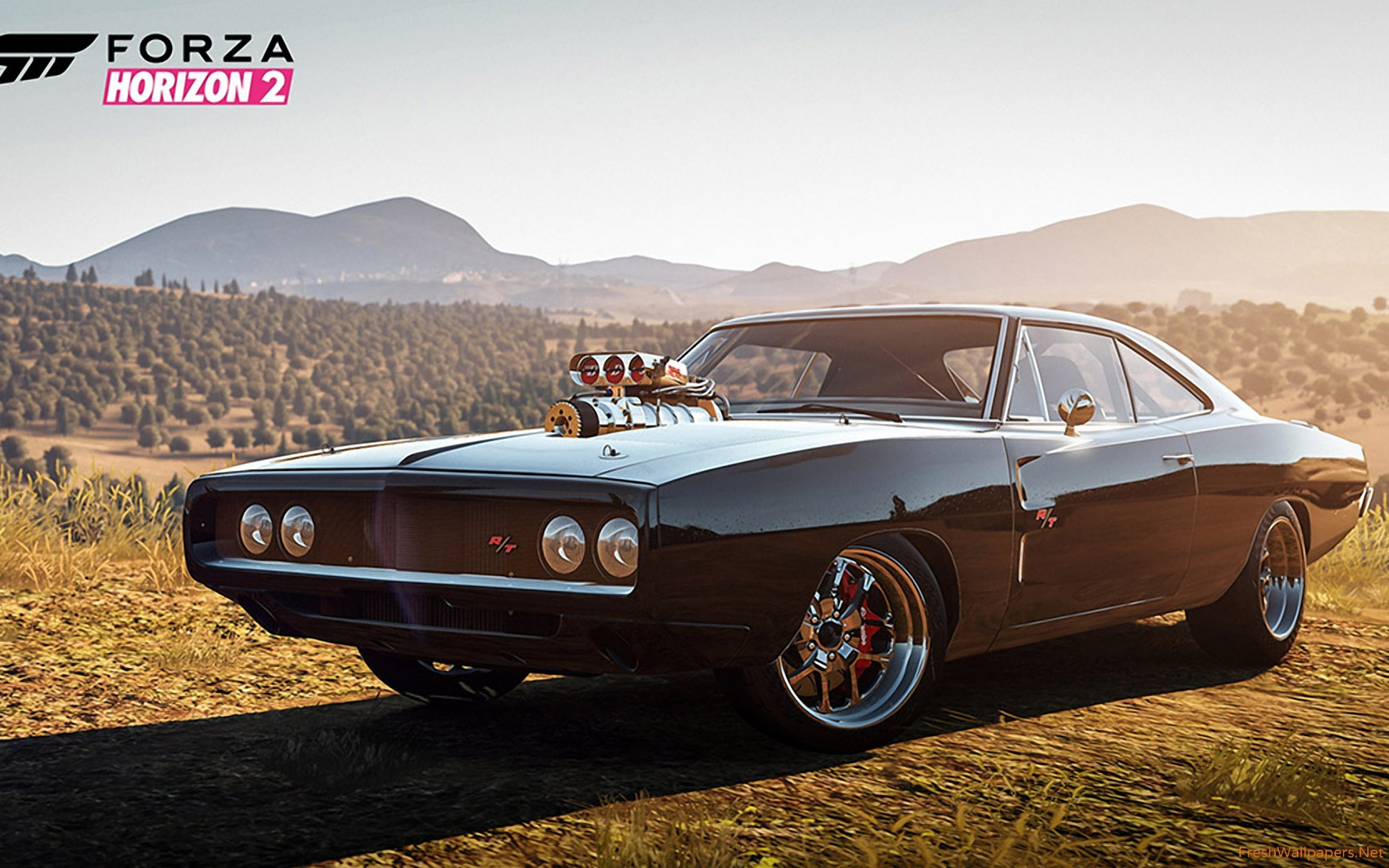 1970-dodge-charger-r-t Wallpaper: 2560×1600