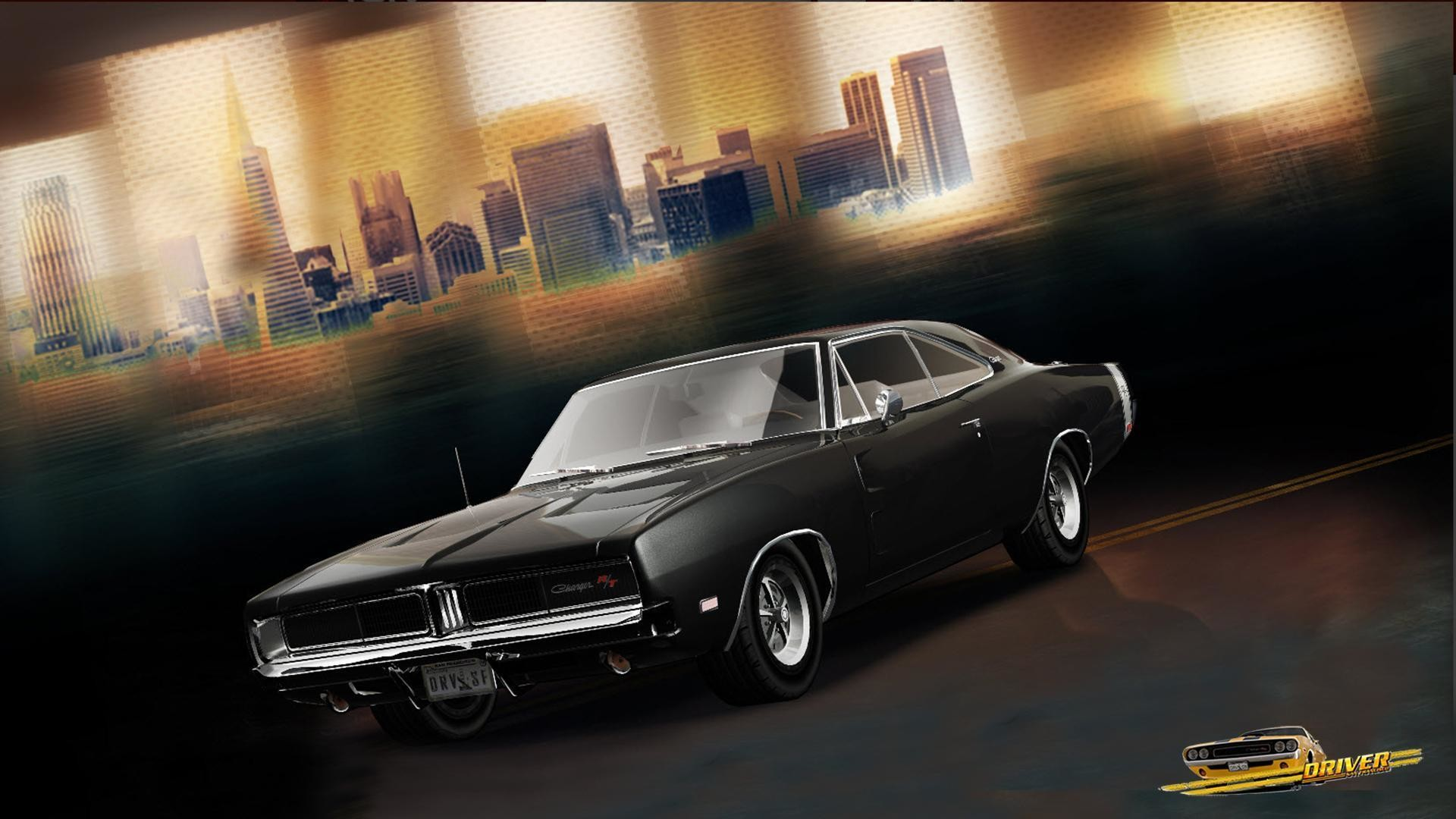 Vehicles For > 1969 Dodge Charger Wallpaper Black