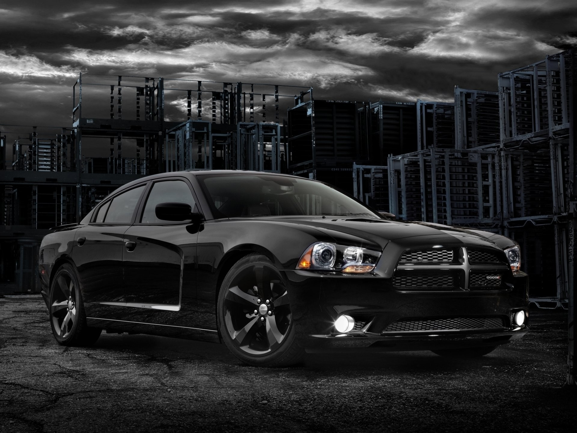 Vehicles – Dodge Charger Wallpaper
