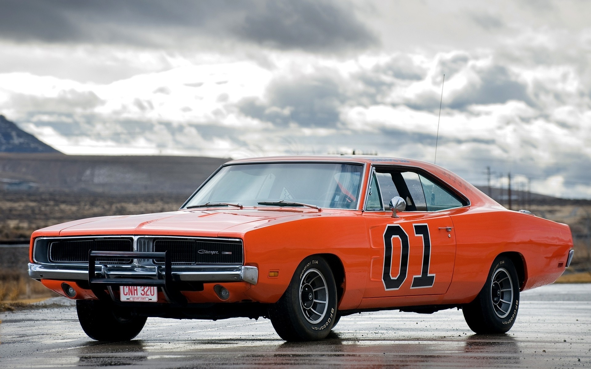 1969 Dodge Charger 500 426 Hemi
