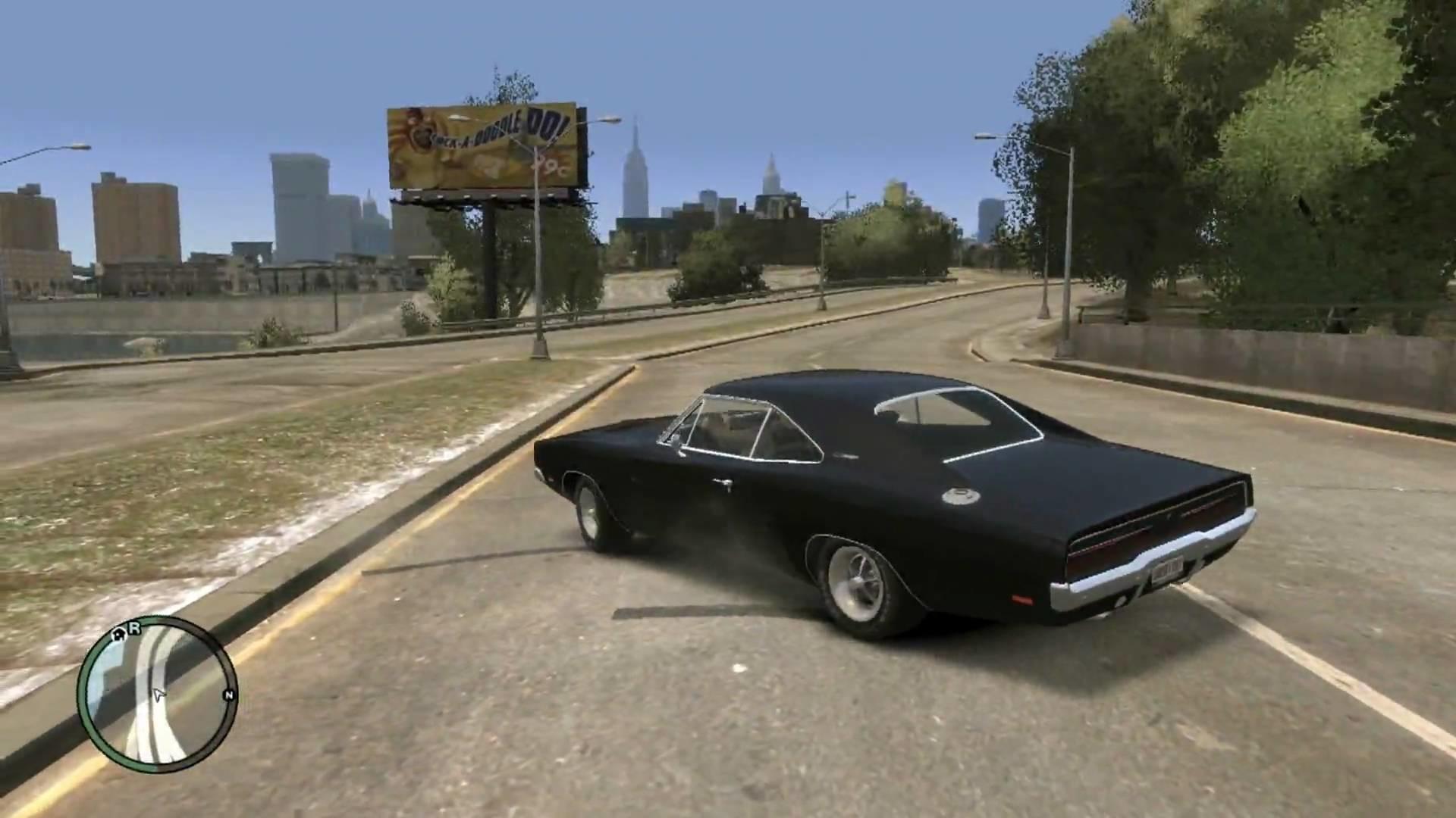 GTA IV [PC] – 1969 Dodge Charger Mod (HD) – YouTube