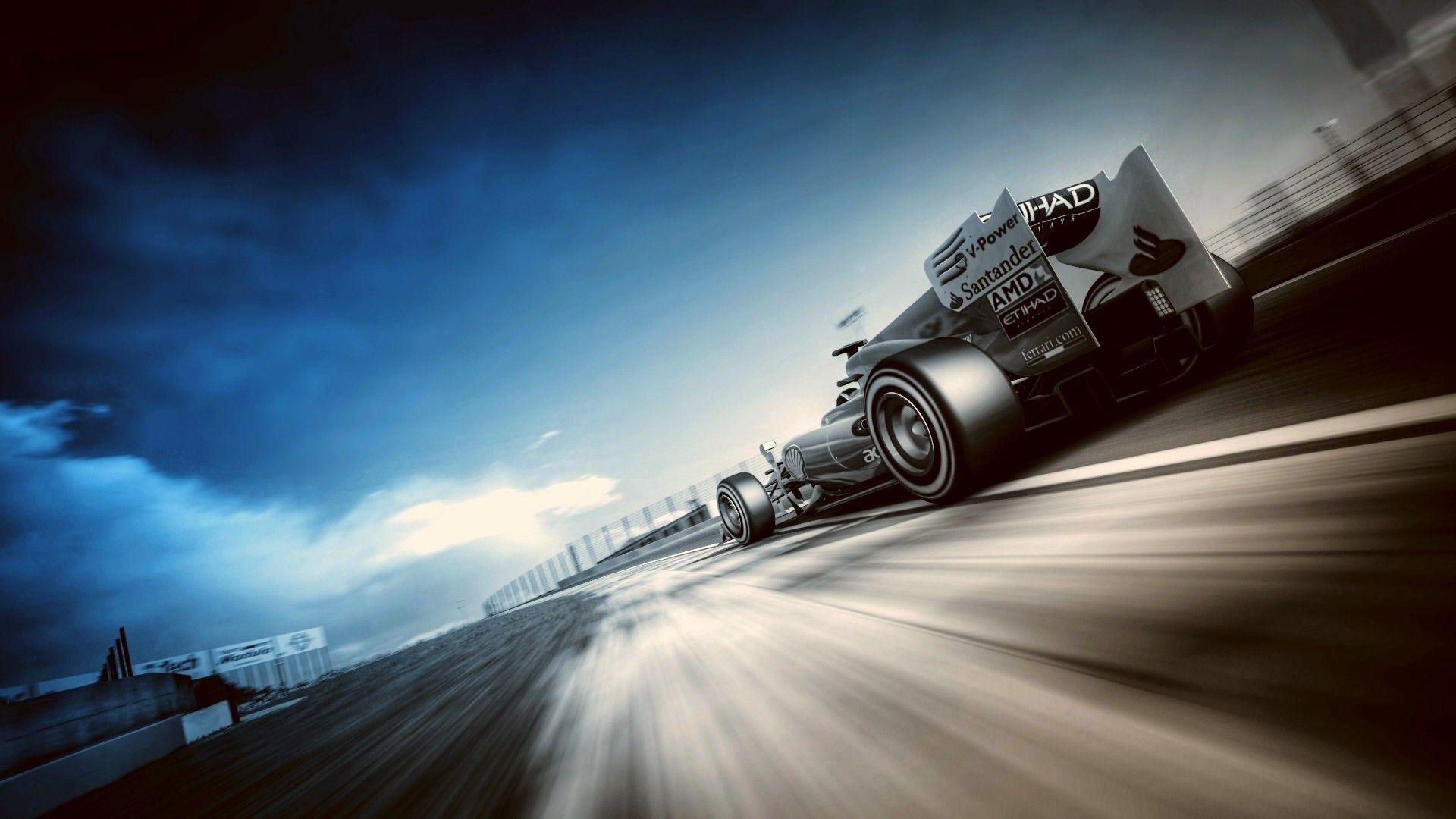 36 Fantastic HD Formula 1 Wallpapers – HDWallSource.com