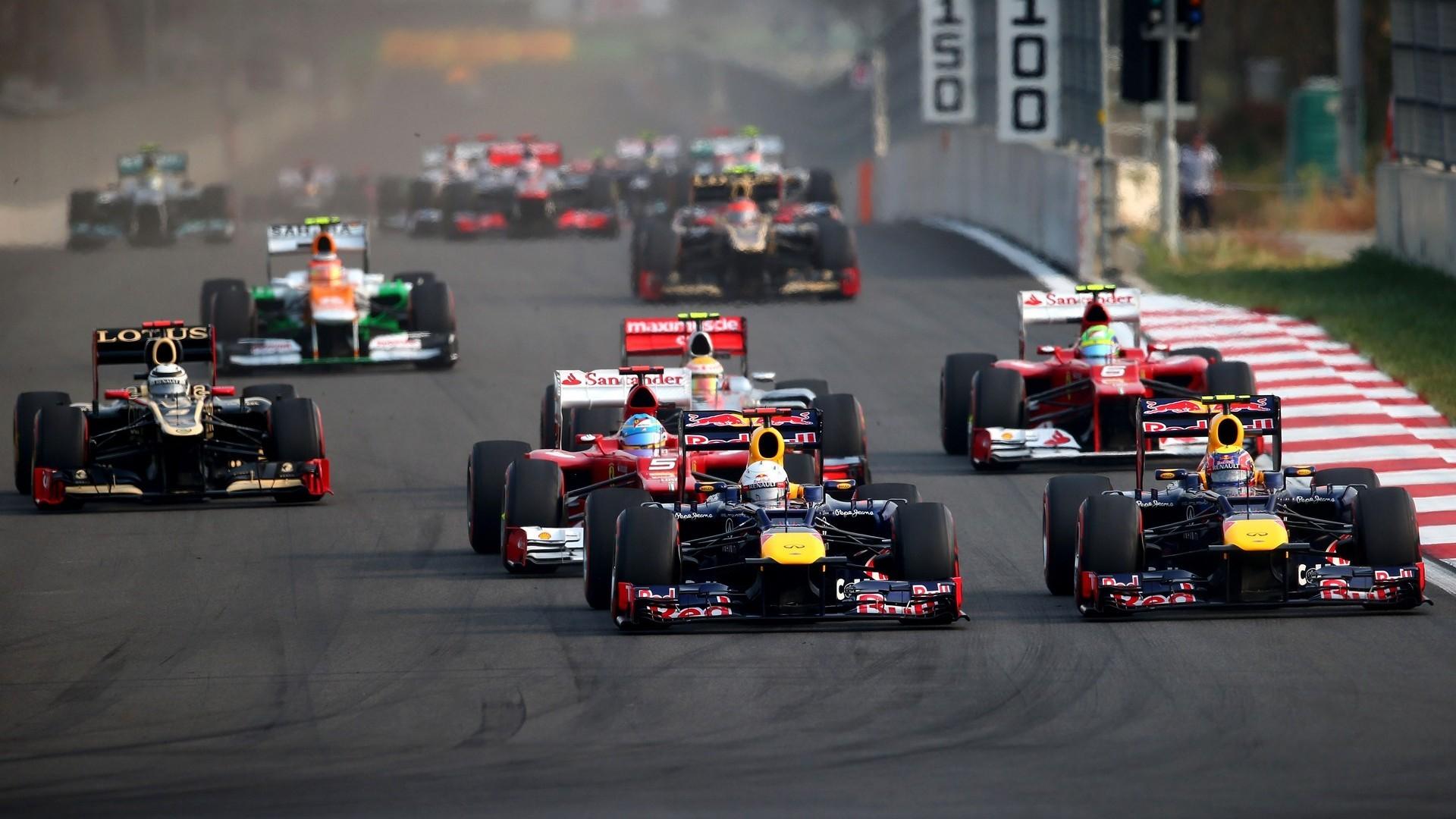 HD Wallpapers 2012 Formula 1 Grand Prix of Korea | Formula 1