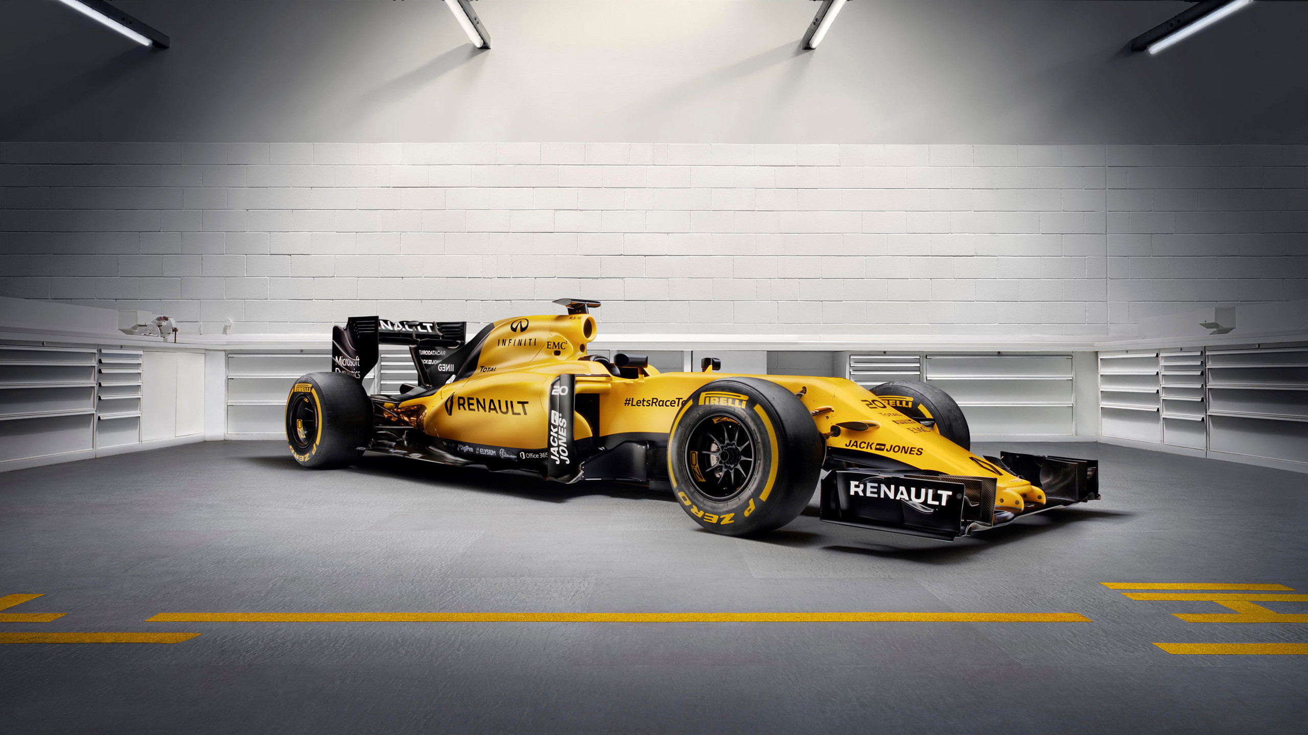 2016 Renault RS16 Formula 1