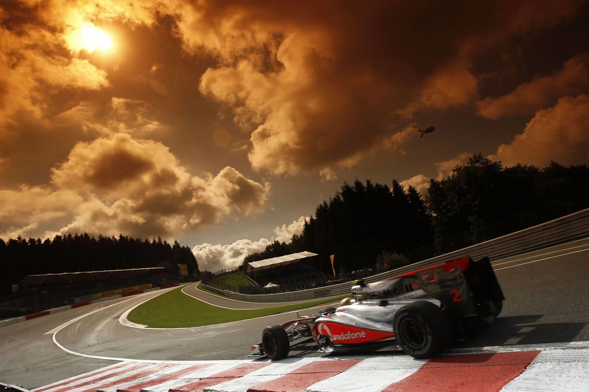 Formula 1 Track Wallpaper 49949