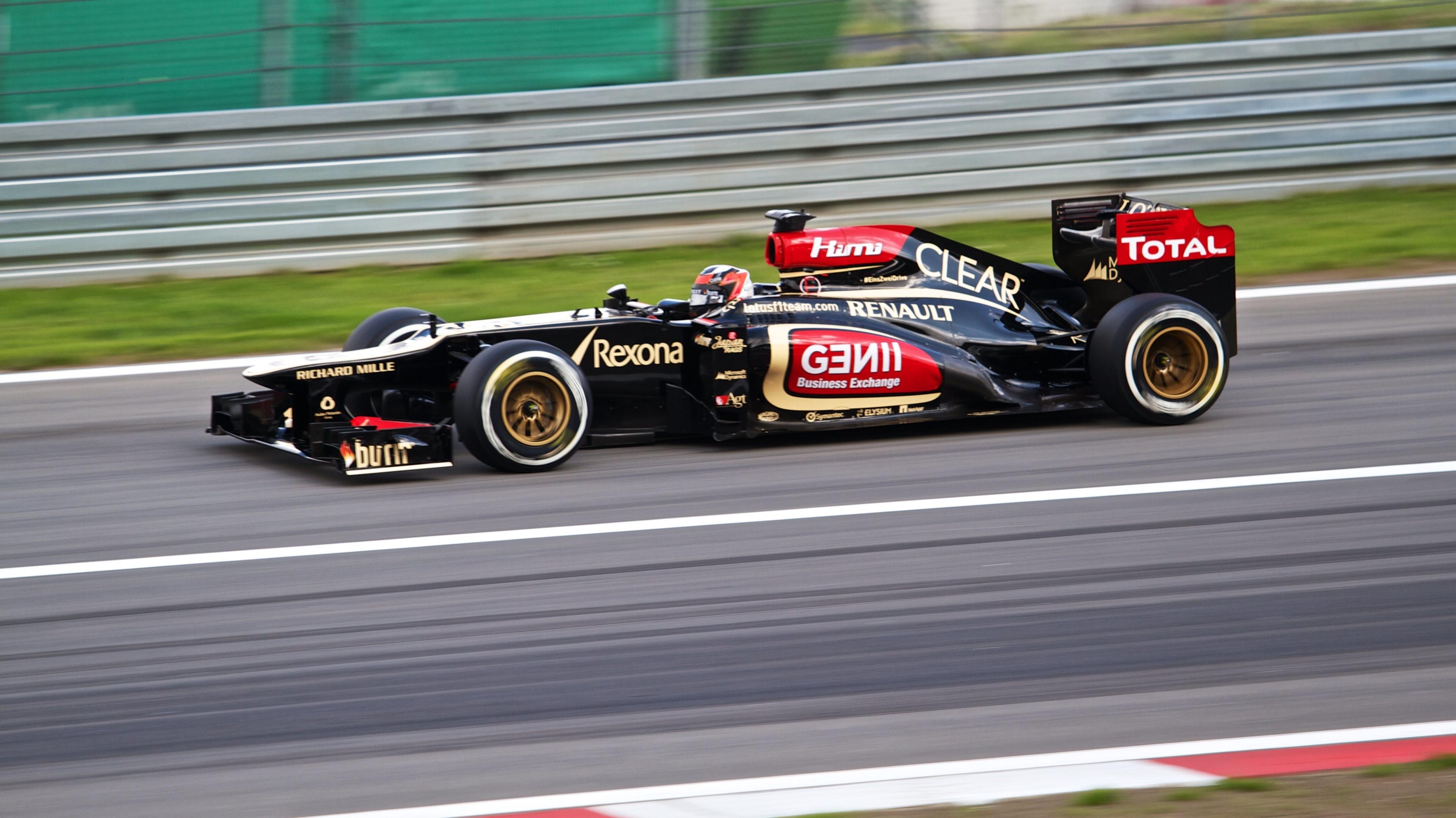 Wallpaper: Formula 1 F1. Ultra HD 4K 3840×2160