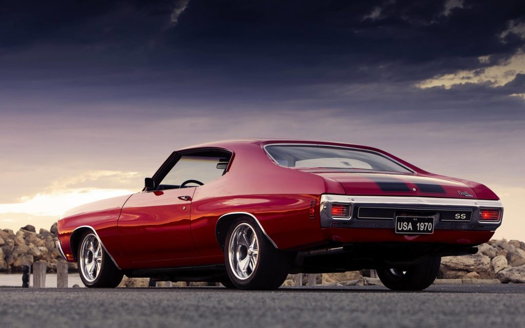 Wallpapers chevrolet chevelle ss, chevrolet, muscle car – car .