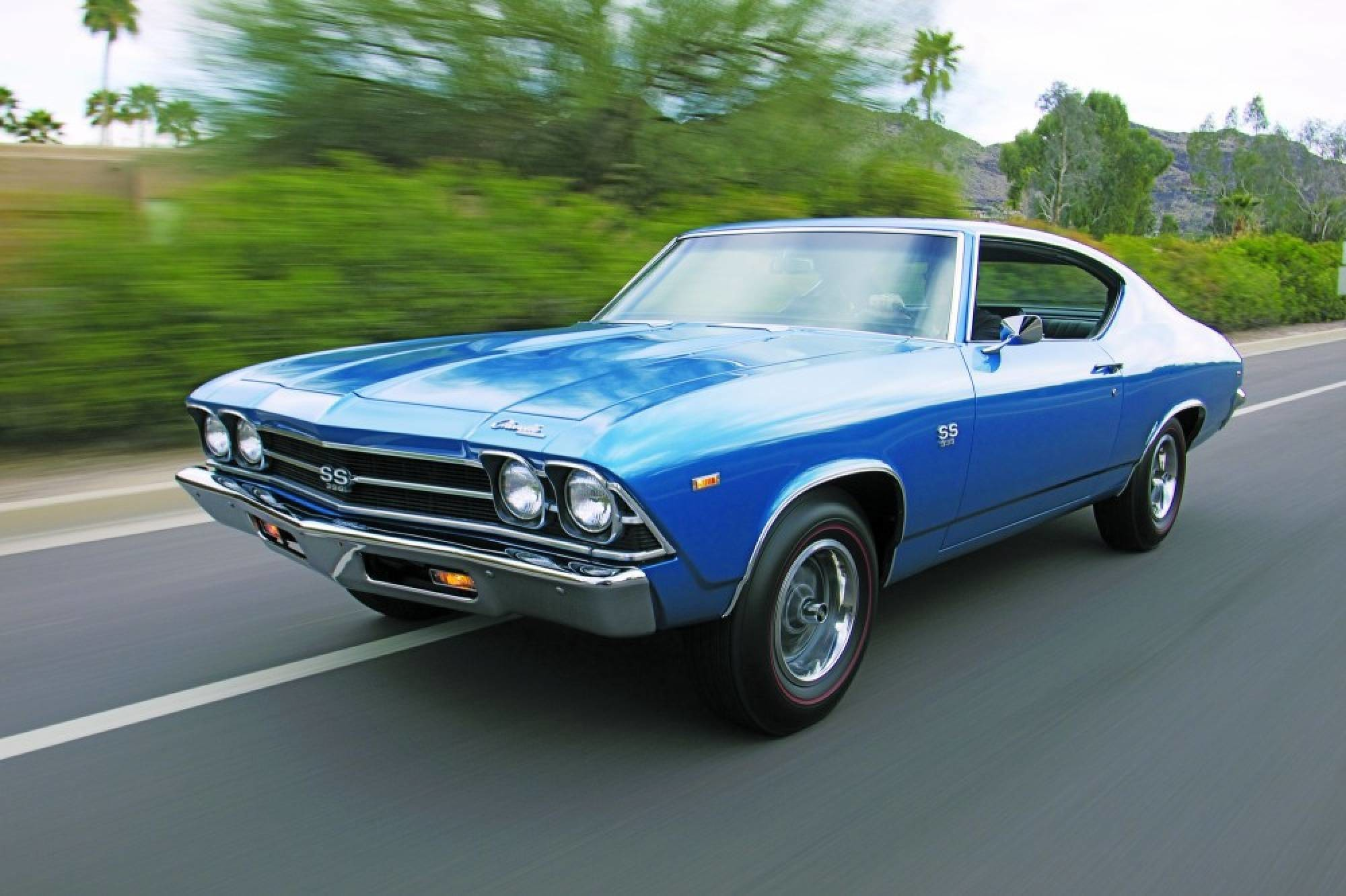 1969 Chevrolet Chevelle Gateway Classic Cars 952
