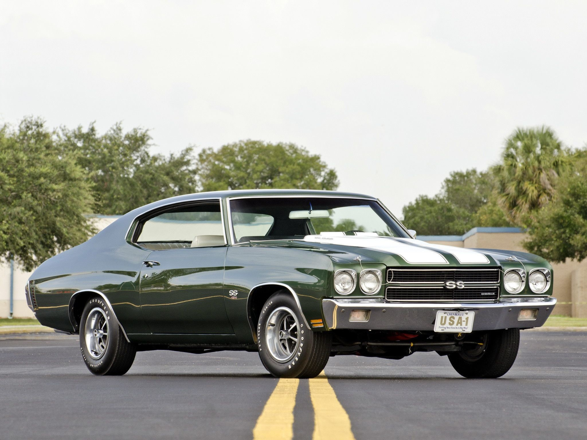 72 Chevelle Wallpaper Images