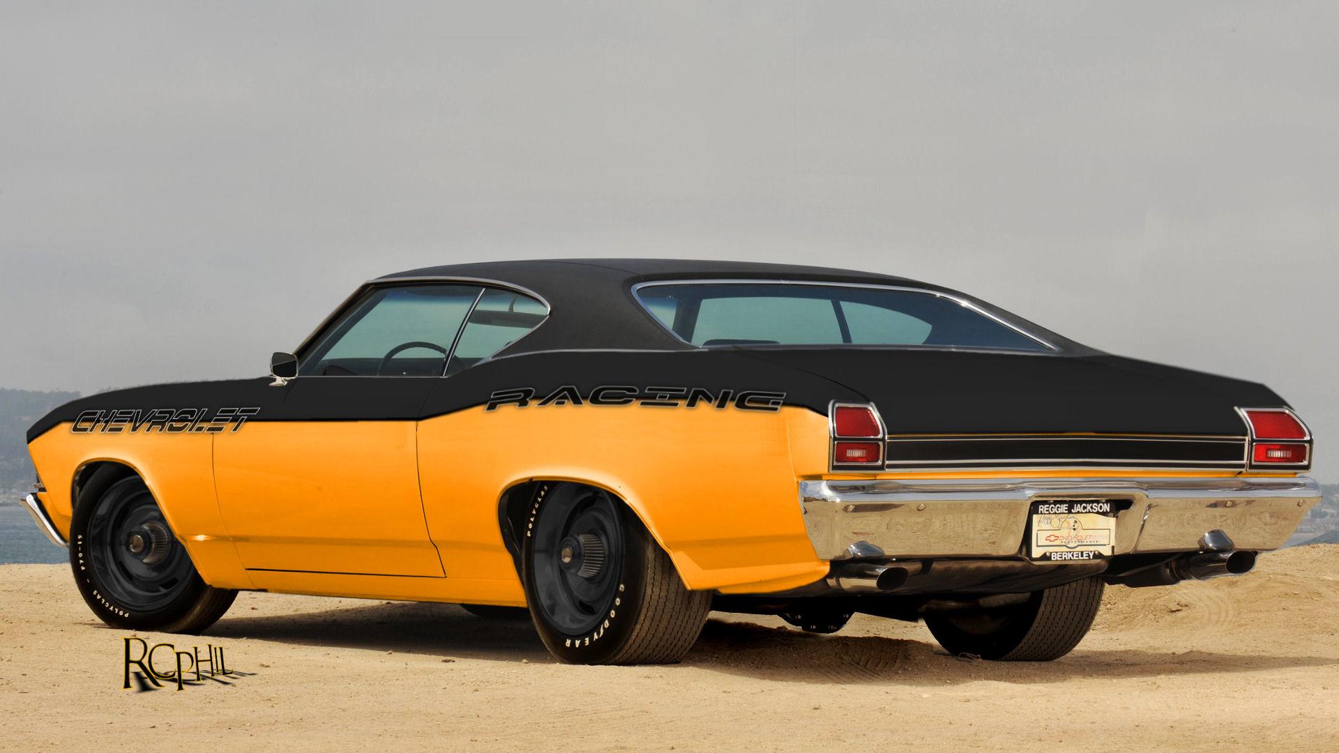 … 1969 Chevrolet Chevelle yenko sc 427 1900×1080 by RCPHIL
