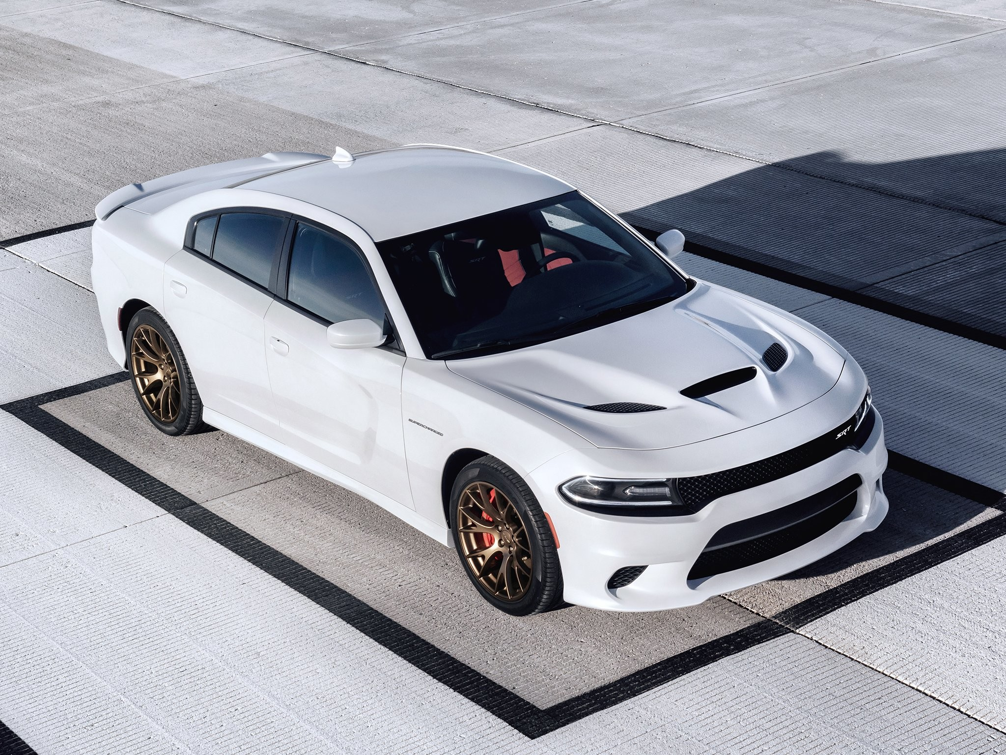 2015 Dodge Charger SRT Hellcat L-D muscle dw wallpaper | | 423676  | WallpaperUP