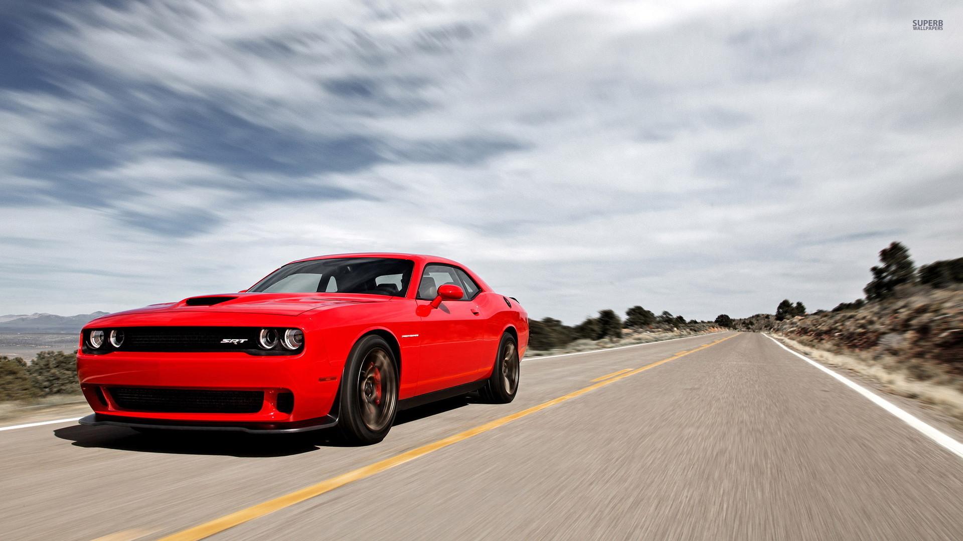 Dodge Challenger Hellcat Wallpaper