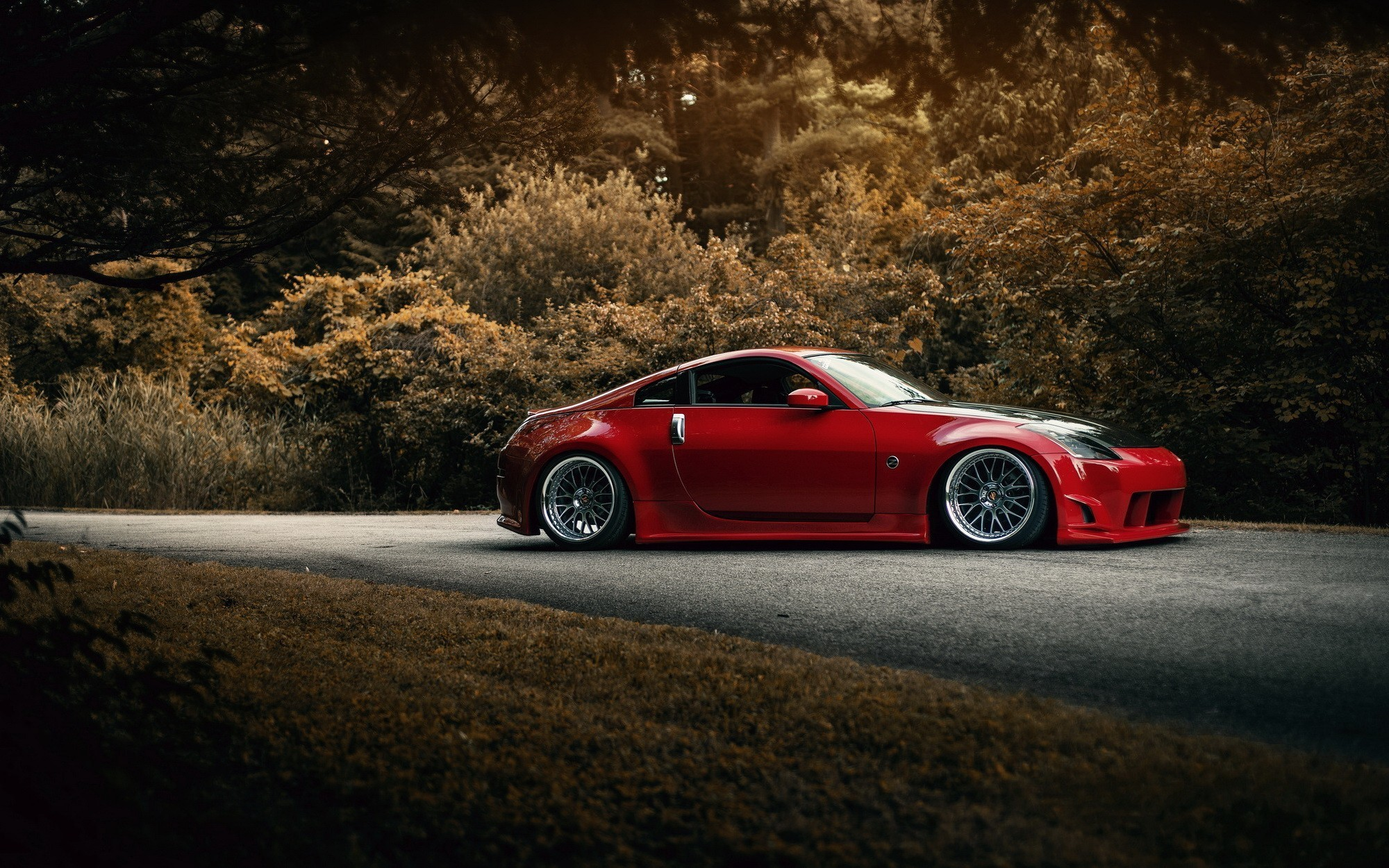 car, JDM, Nissan, Nissan 350Z Wallpapers HD / Desktop and Mobile Backgrounds