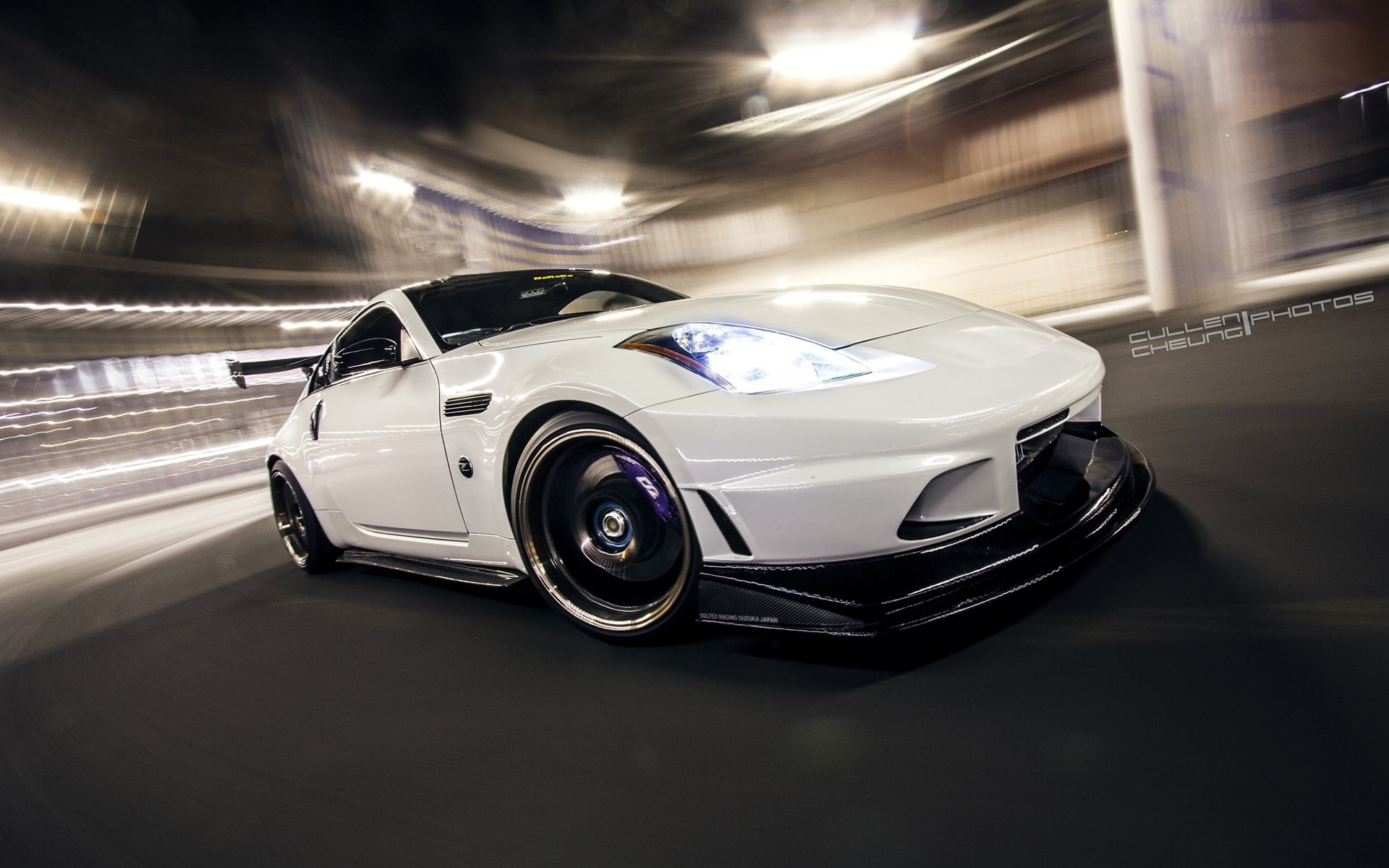 Nissan 350Z HD Wallpaper