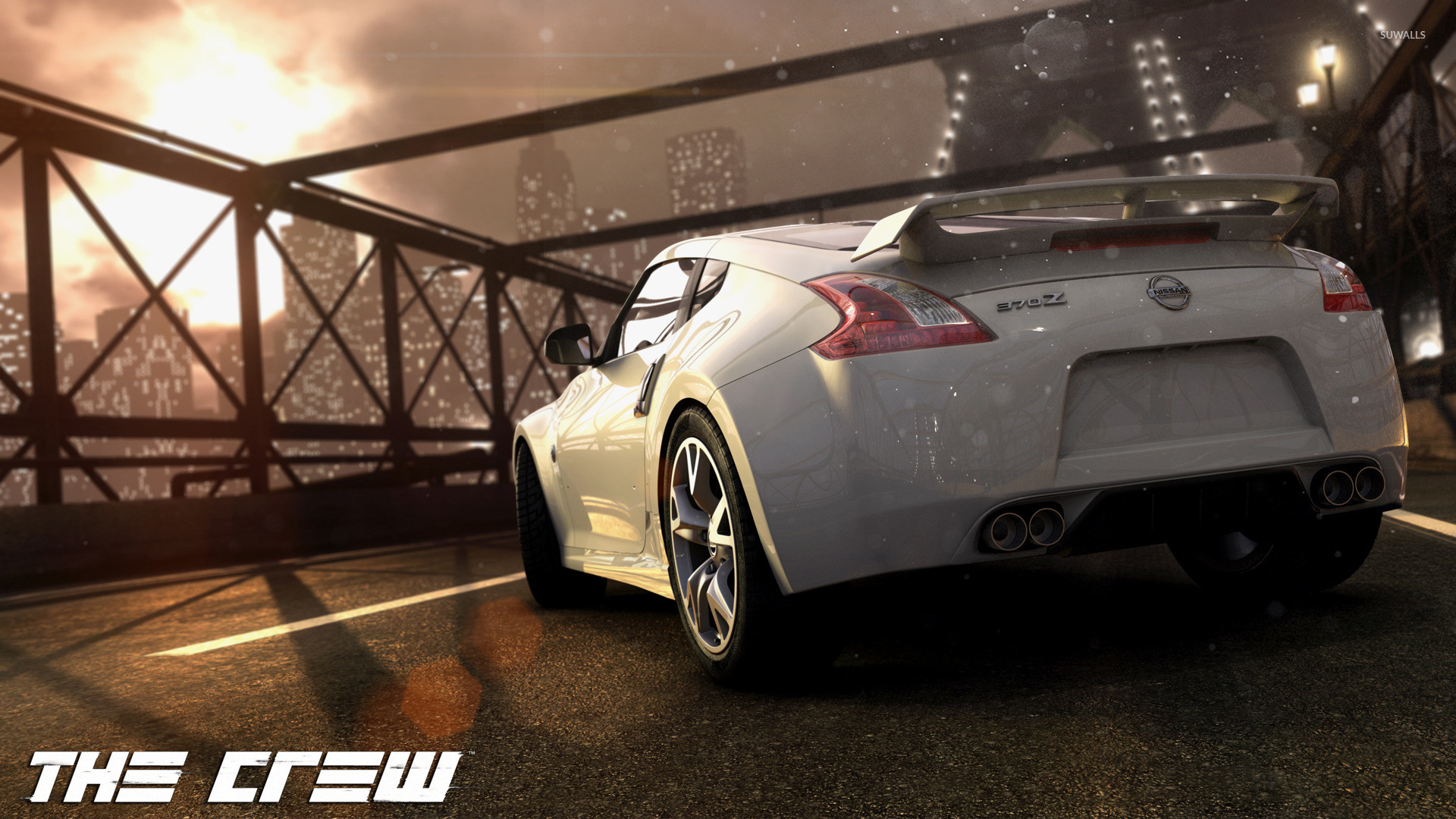 Nissan 370Z – The Crew wallpaper jpg