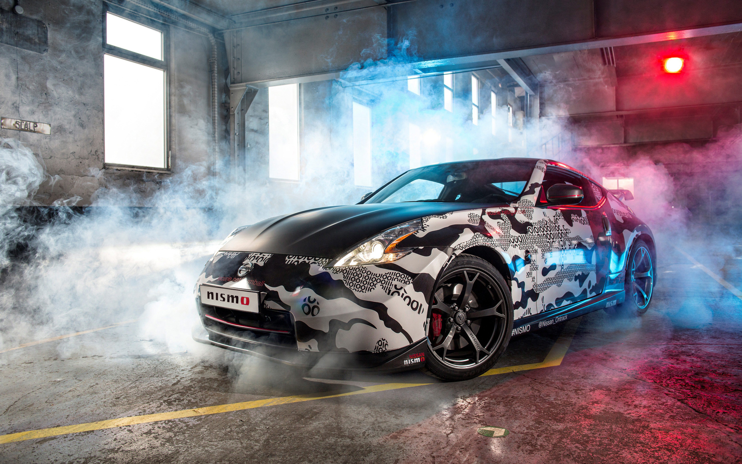 Nissan 370Z NISMO Gumball 3000 Rally 2013 Wallpapers | HD Wallpapers