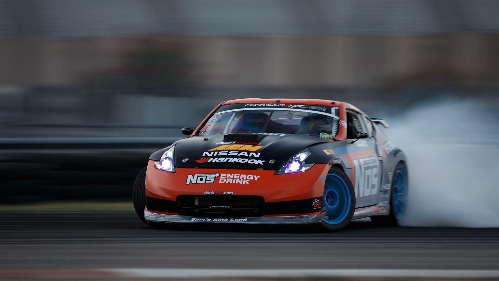 2014 Nissan 350z Racecar Drift