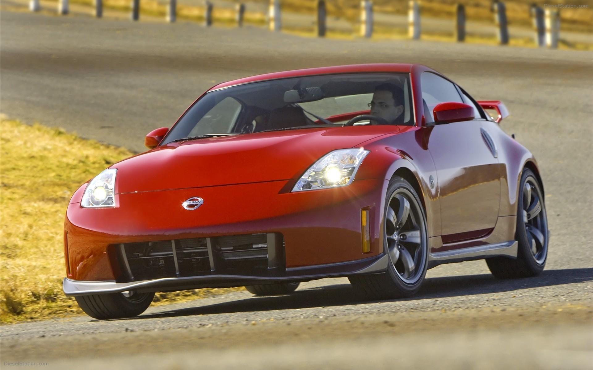 2008 Nissan 350Z NISMO