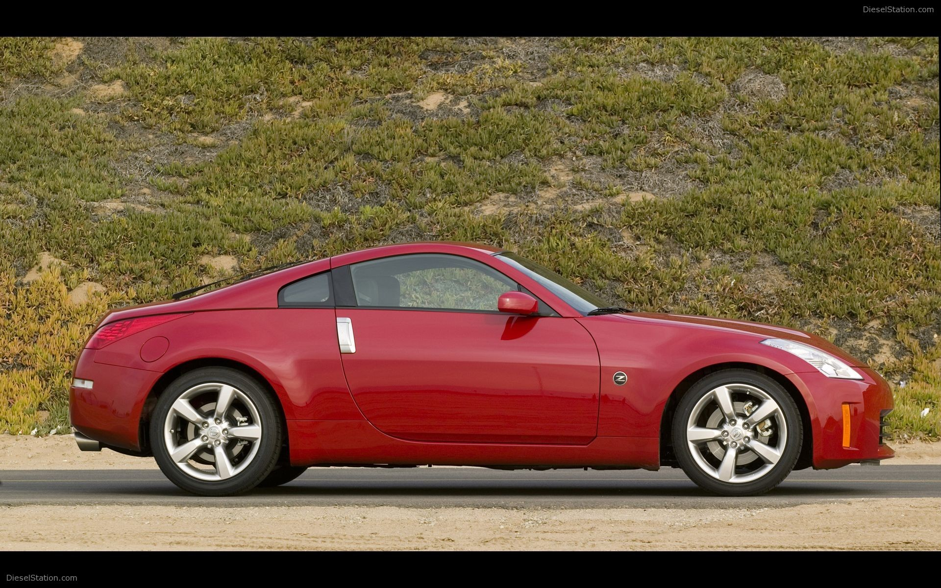 Nissan 350Z Coupe (2008)