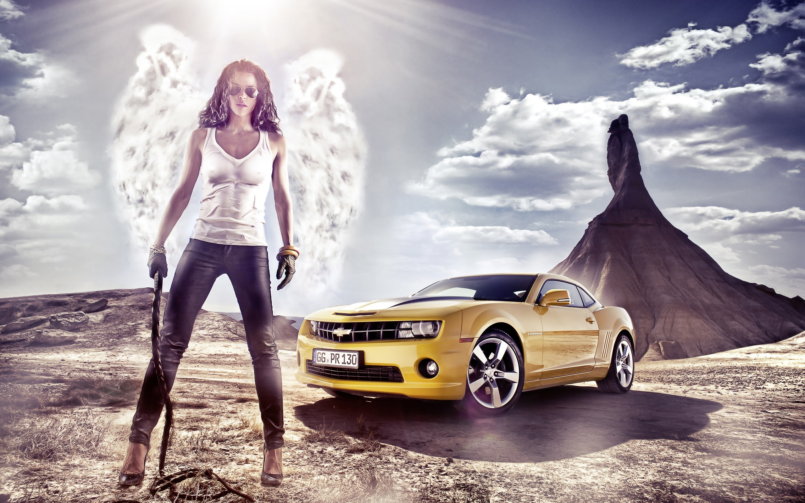 Home > Cars & Vehicules > Cars > Car Girl Backgrounds