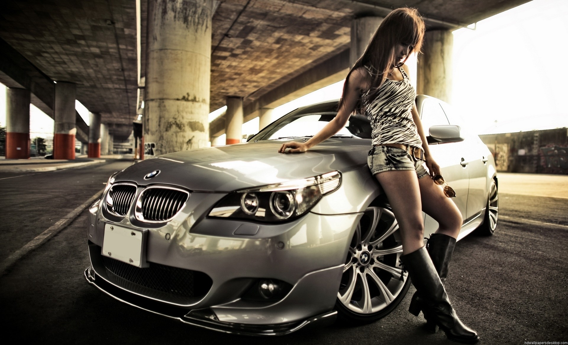 Wallpapers Girls And Cars 1920×1167