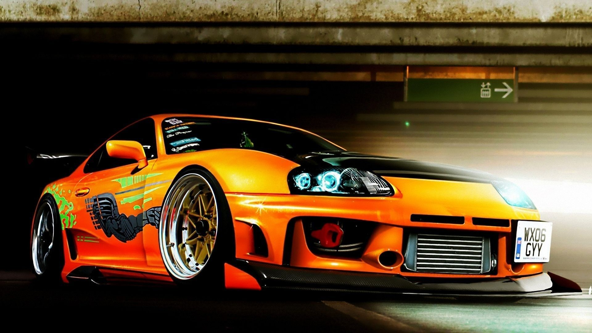Tags: Tuning Toyota