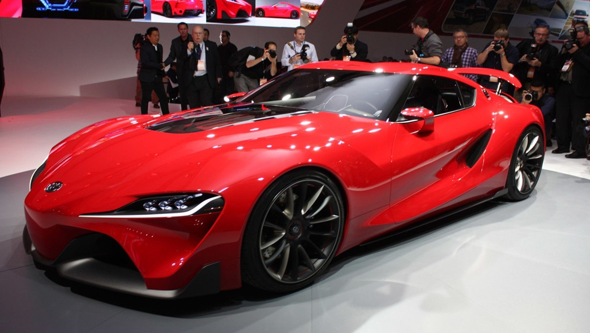 2017 Toyota FT1 Concept car wallpapers for mac – Latestcarwallpapers