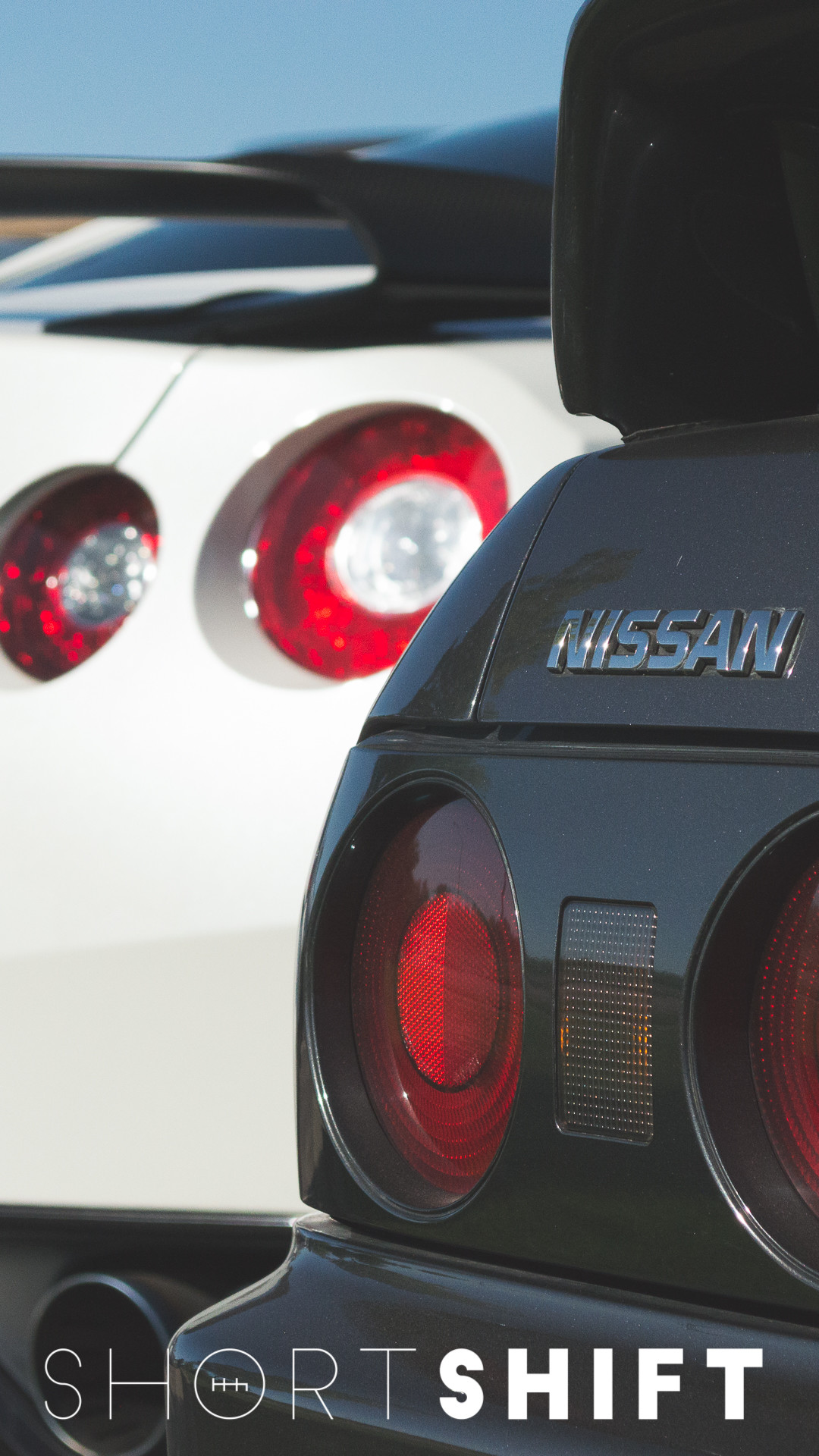 Nissan R32 Skyline & R35 GT-R – Short Shift