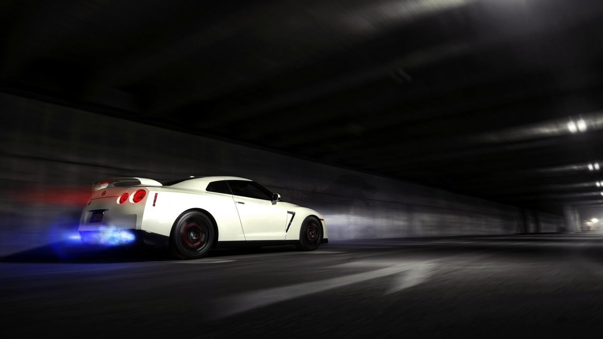 Nissan Skyline GTR Backfire Flame wallpaper | | 50718 |  WallpaperUP
