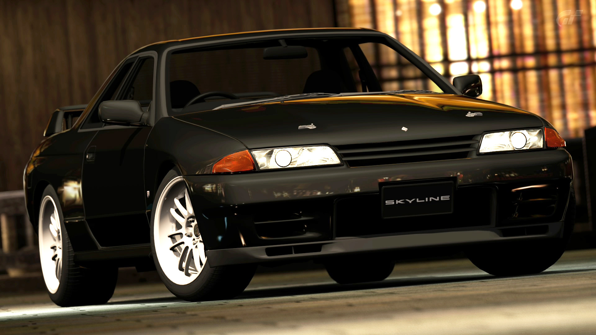 1994 Nissan Skyline GTR R32 VSpec II GT5 by Vertualissimo on